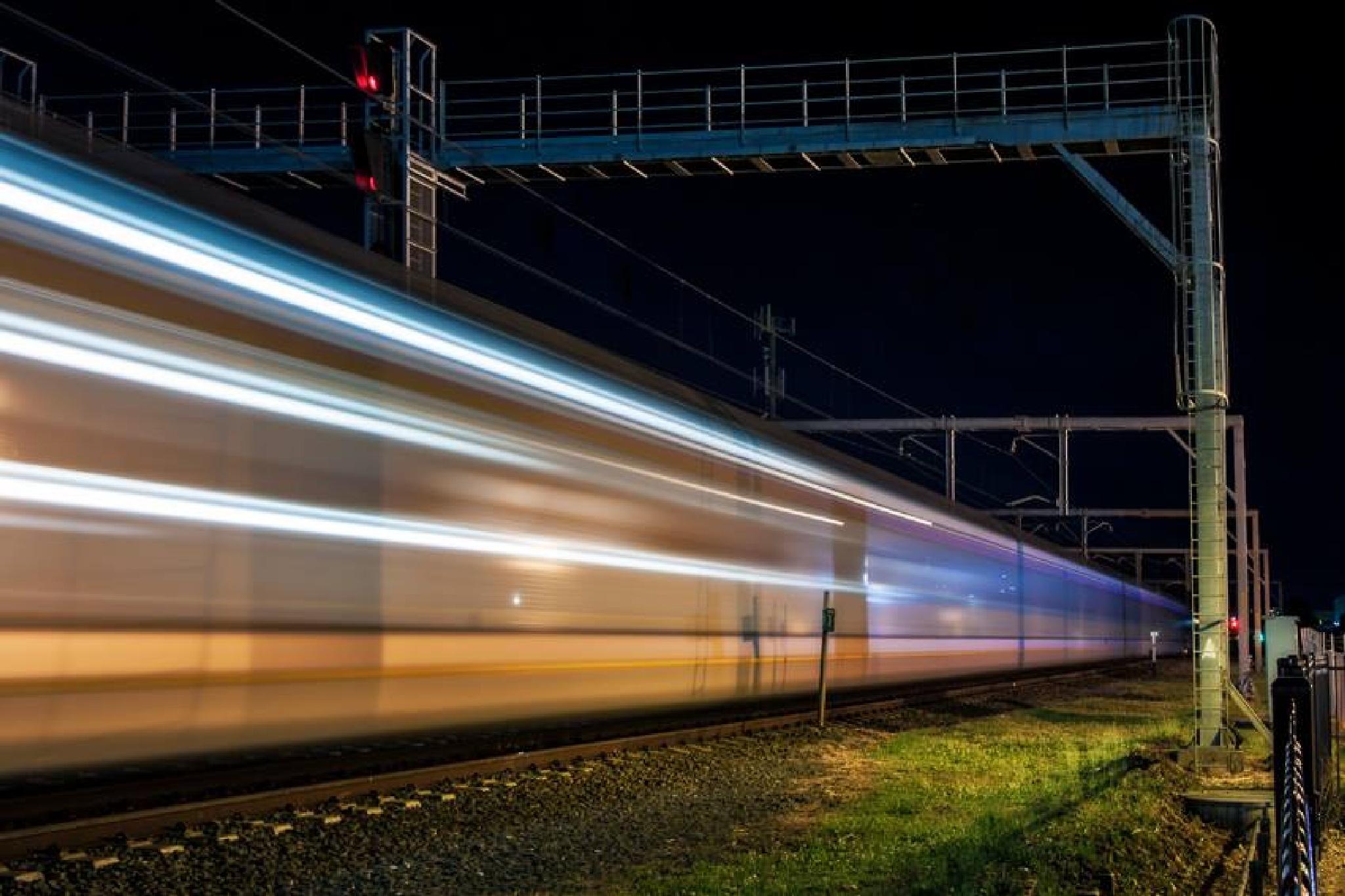 ghost train 4 by Doc Jones