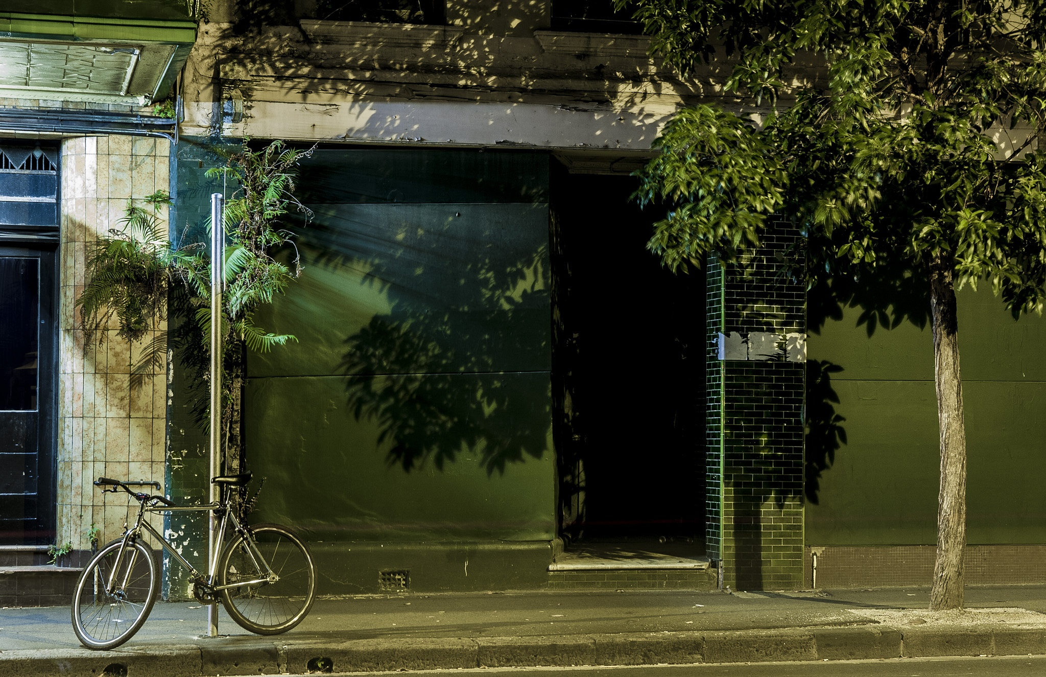 night walk 7 by Doc Jones