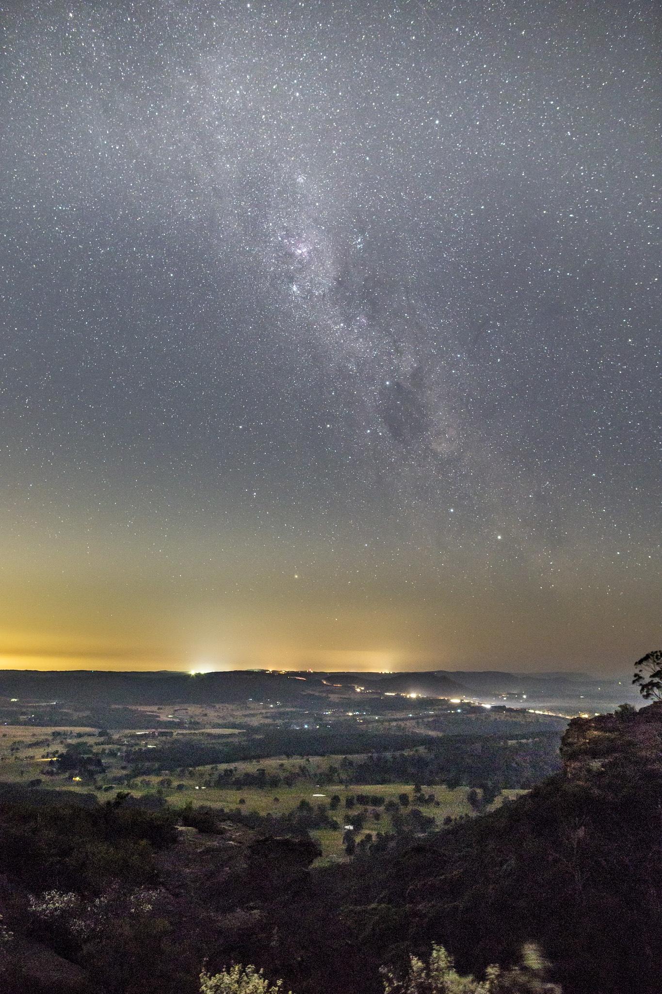 Starry Starry Night 1 by Doc Jones