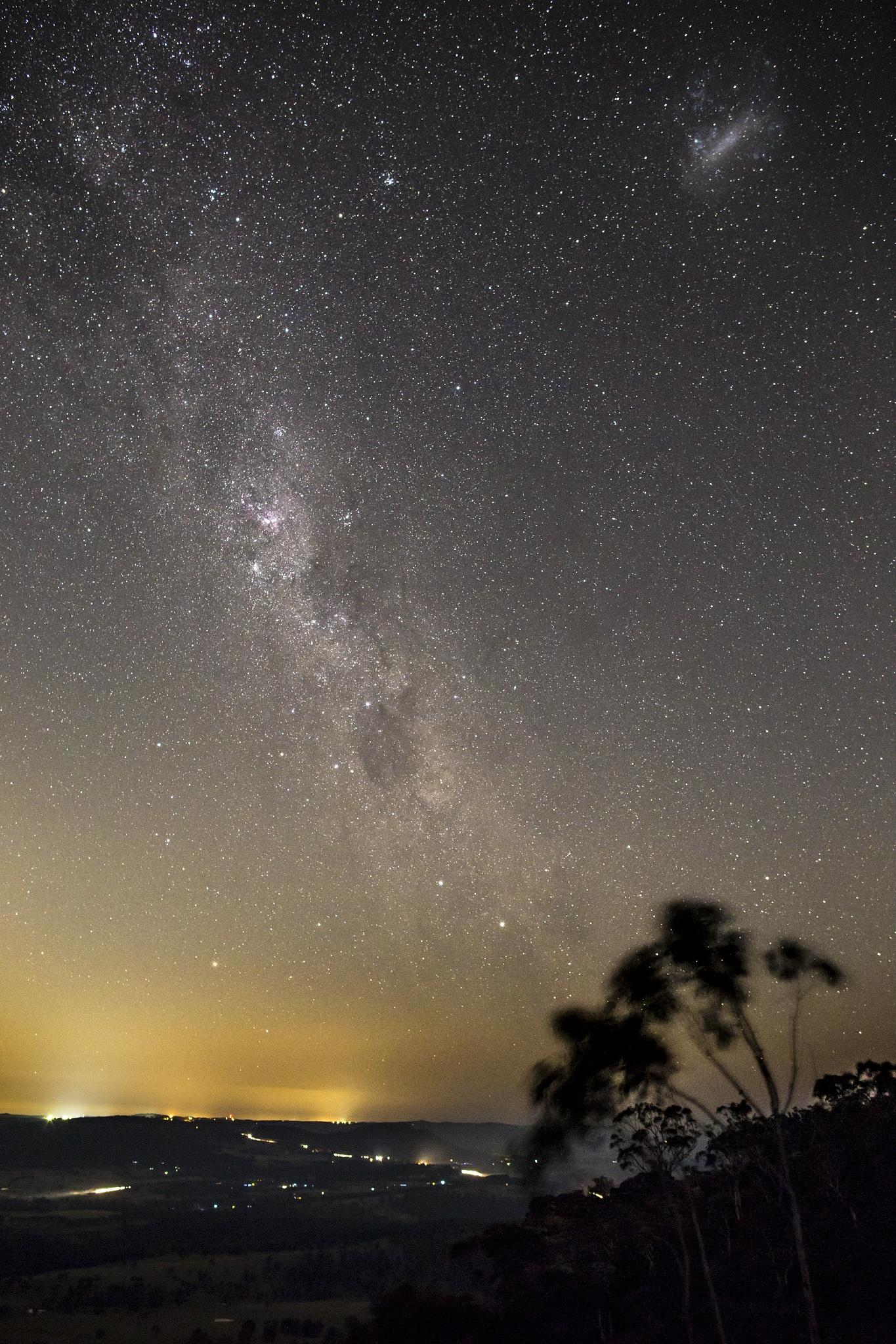 Starry Starry Night 2 by Doc Jones