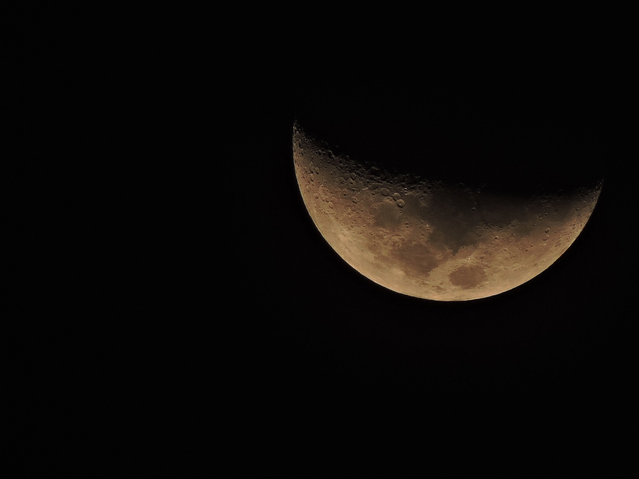 The Moon  by Thepieholephotography