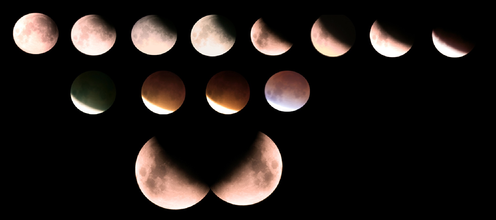 Total Moon Eclipse 2012 by Mircea Simion