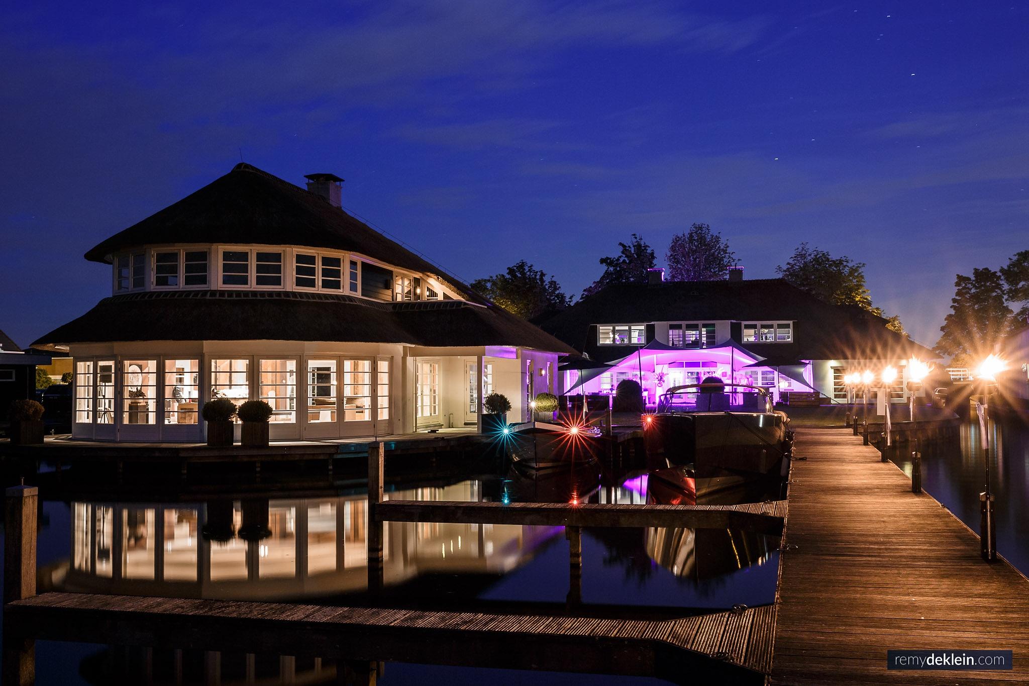 Luxury Villa  by Remy de Klein