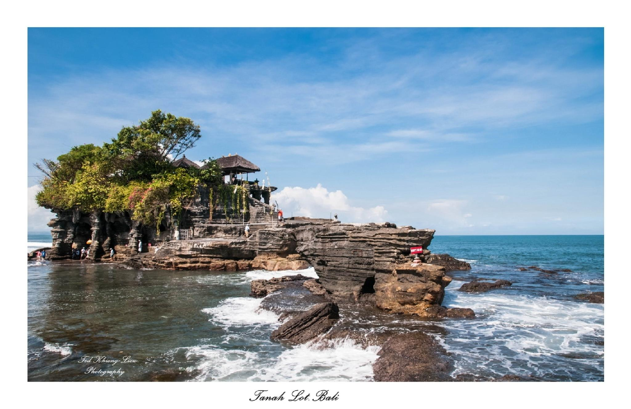 Tanah Lot,Bali by Jeffry Liew Ted Khiong