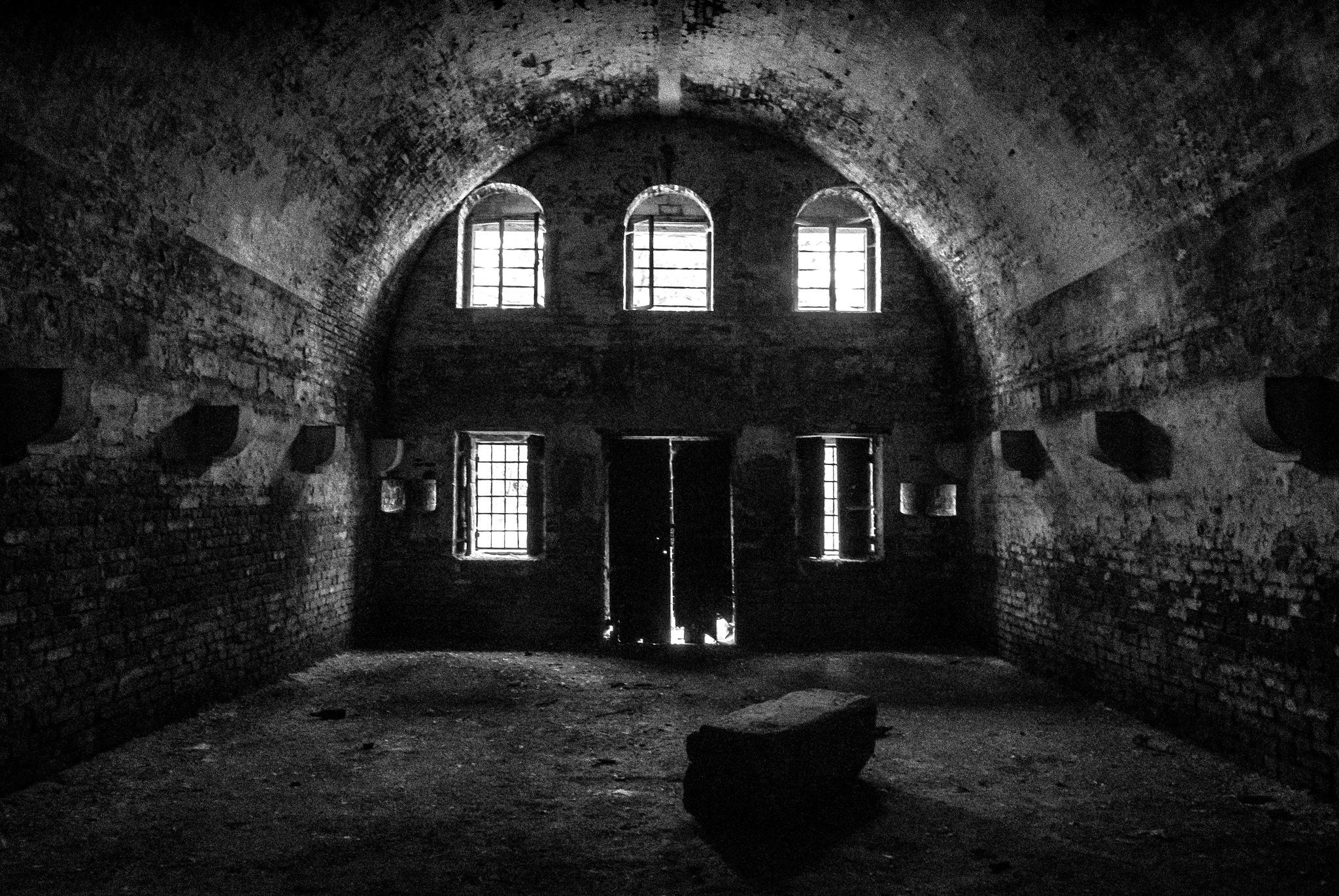 Barracks by Matteo Cargasacchi