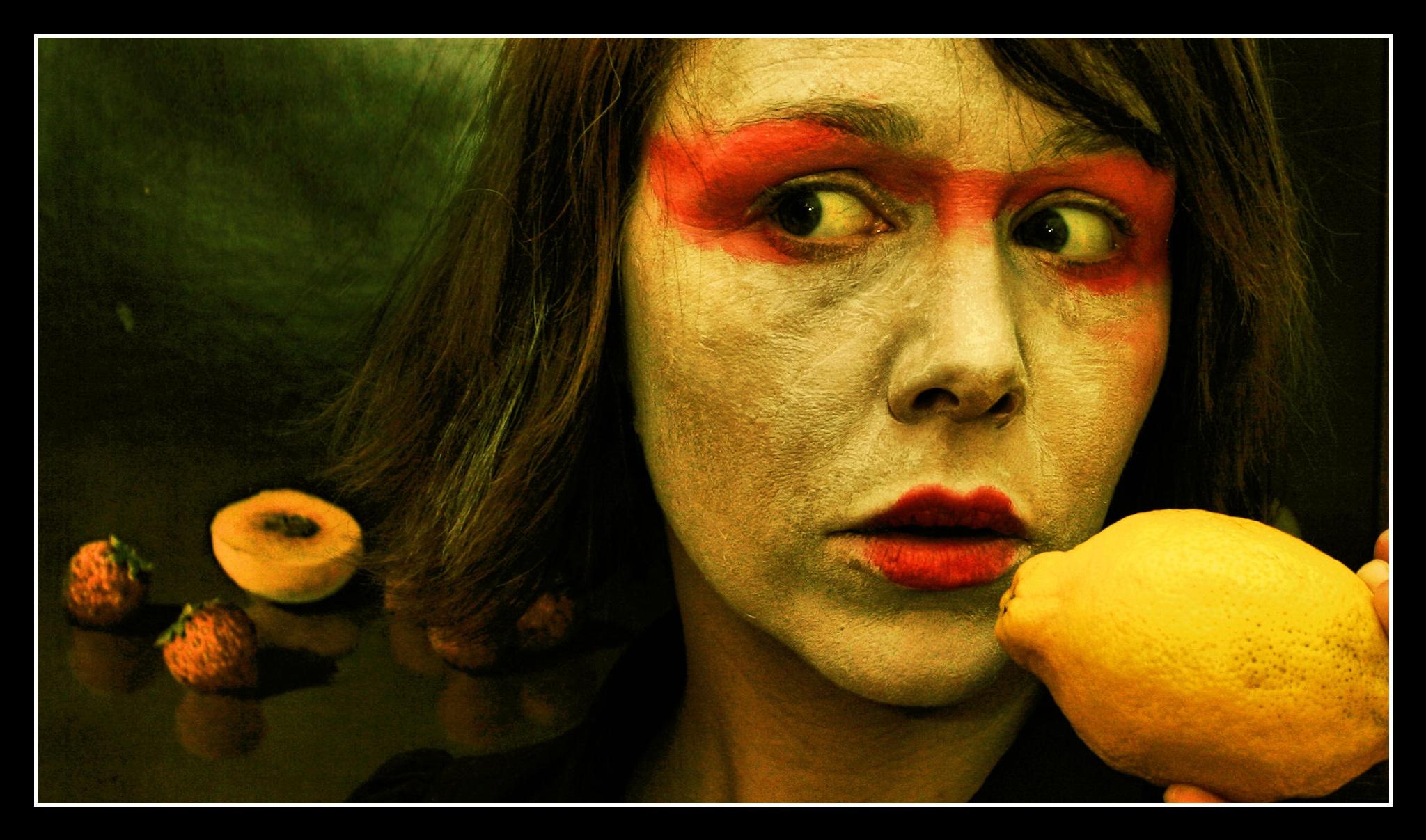 The Lemon Eater by Bekon