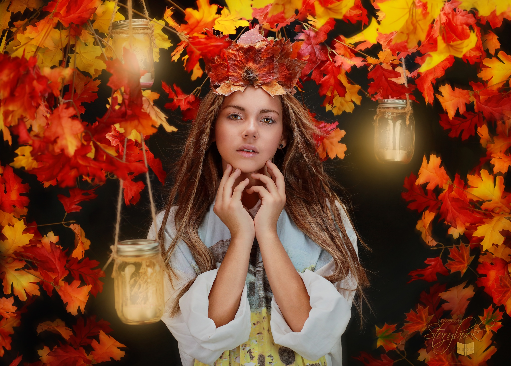 Autumn Leaves by Javier Vazquez