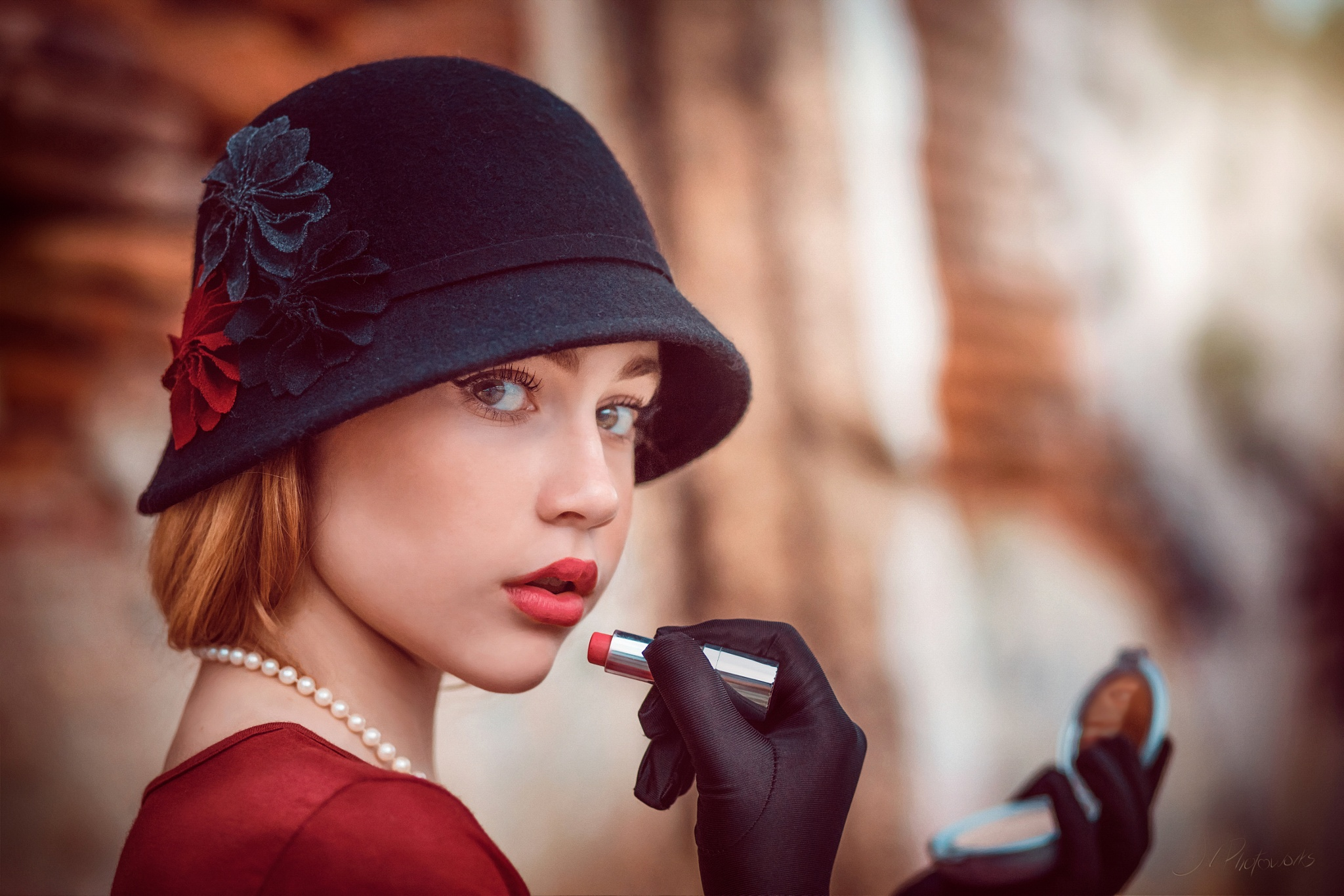 40s glamour by Javier Vazquez