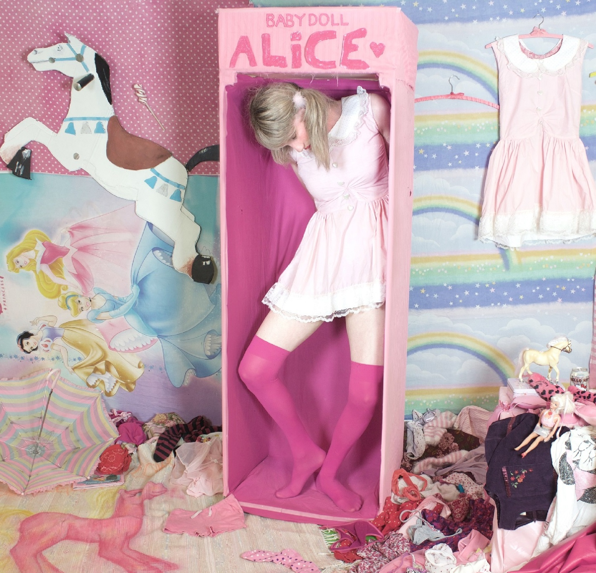 Baby-doll Alice by Alice Söderlund