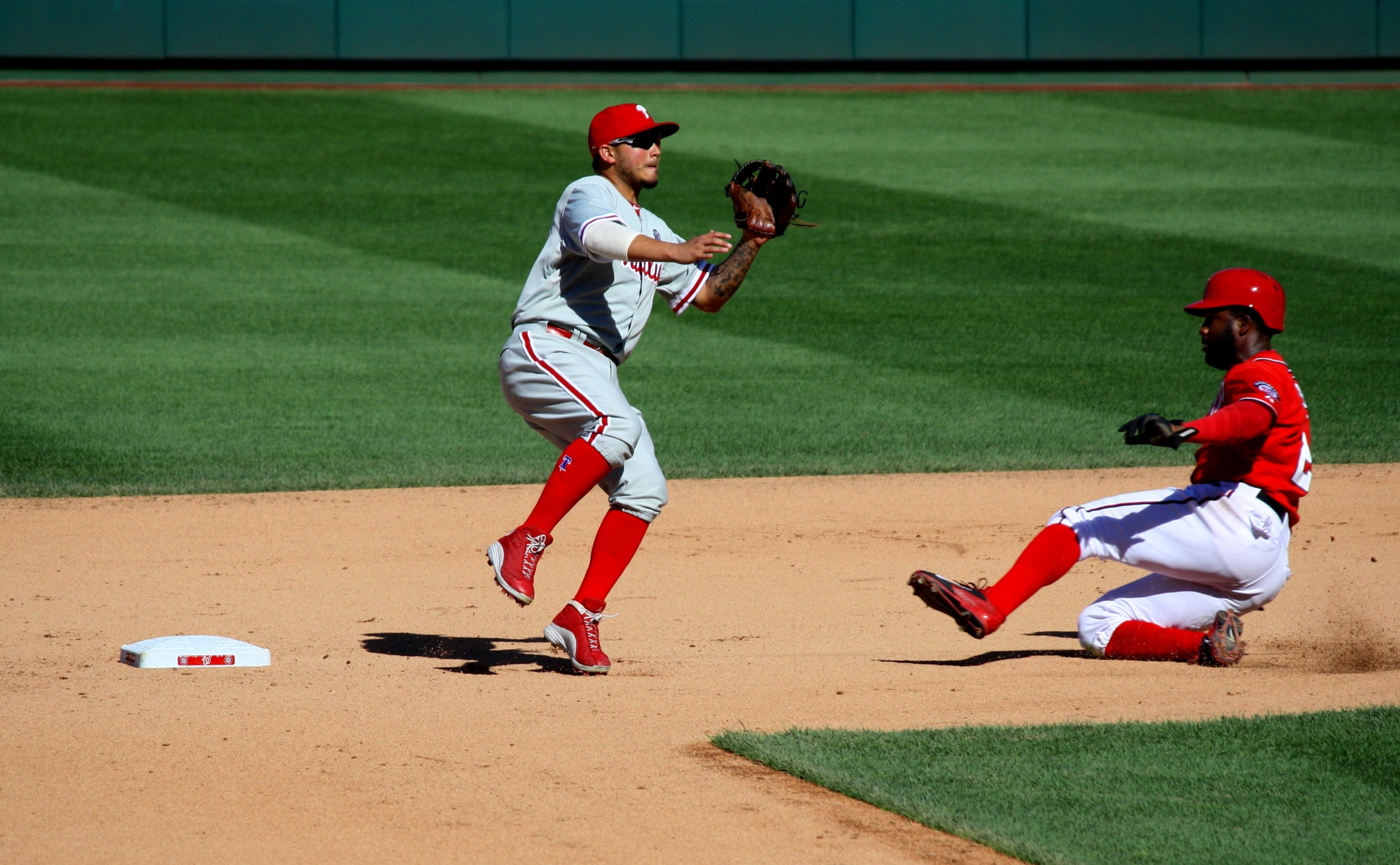 stealing second base by paul sikorski