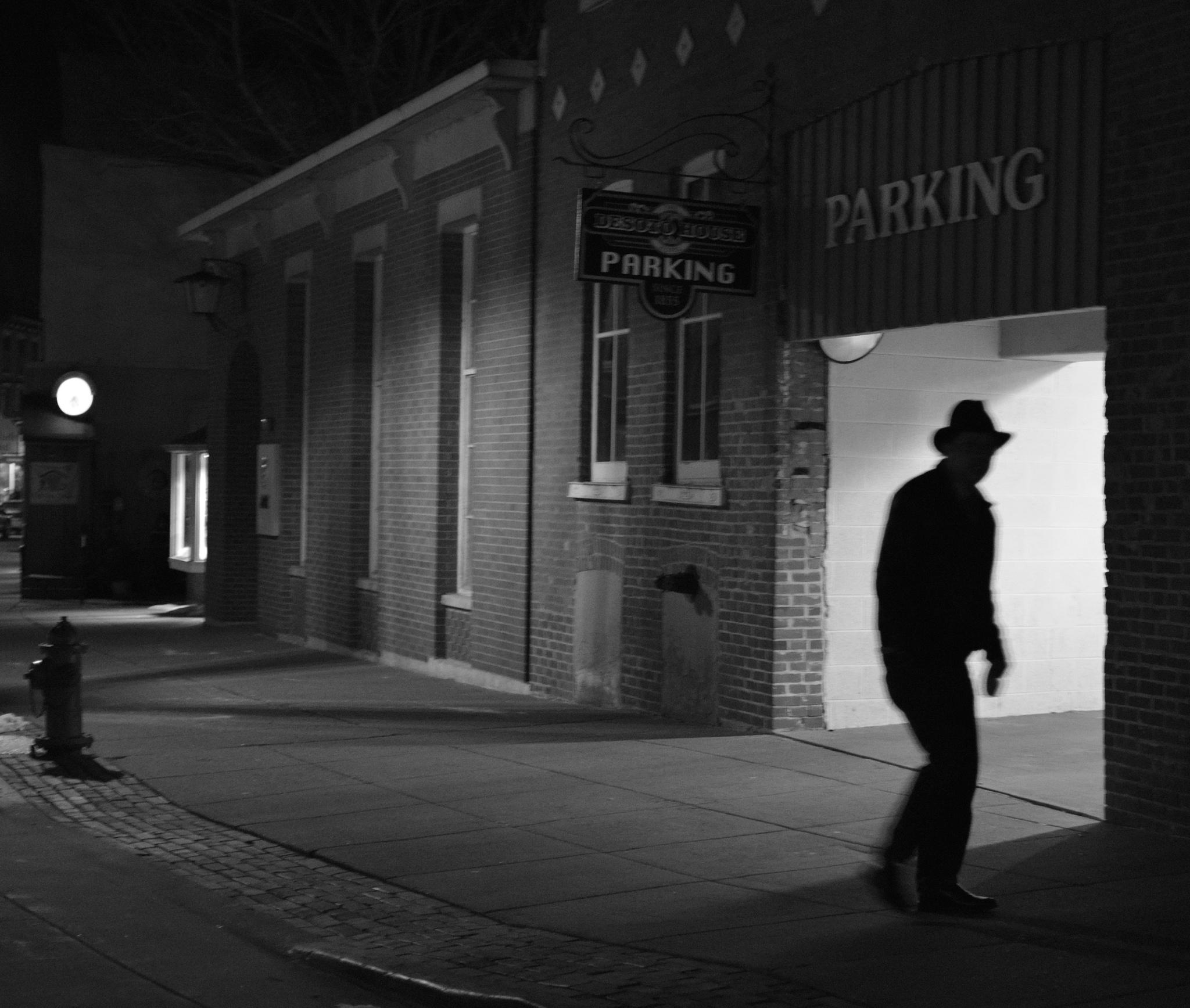 Solitary Man by Orlando Fonseca