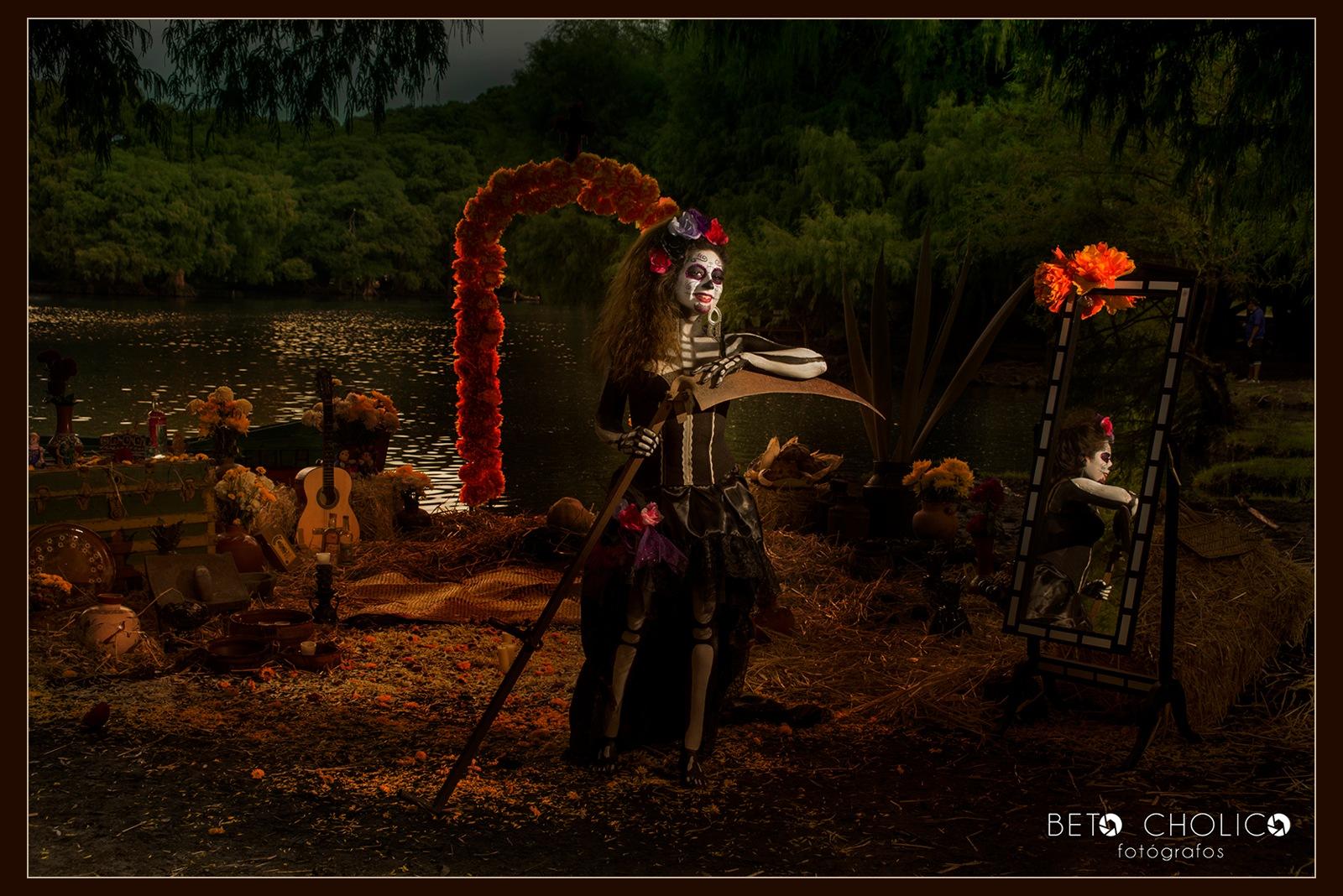 La Muerte te Sonrie. by betocho