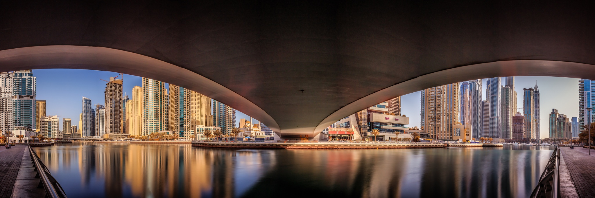 Under the Bridge by Mohammed Shamaa