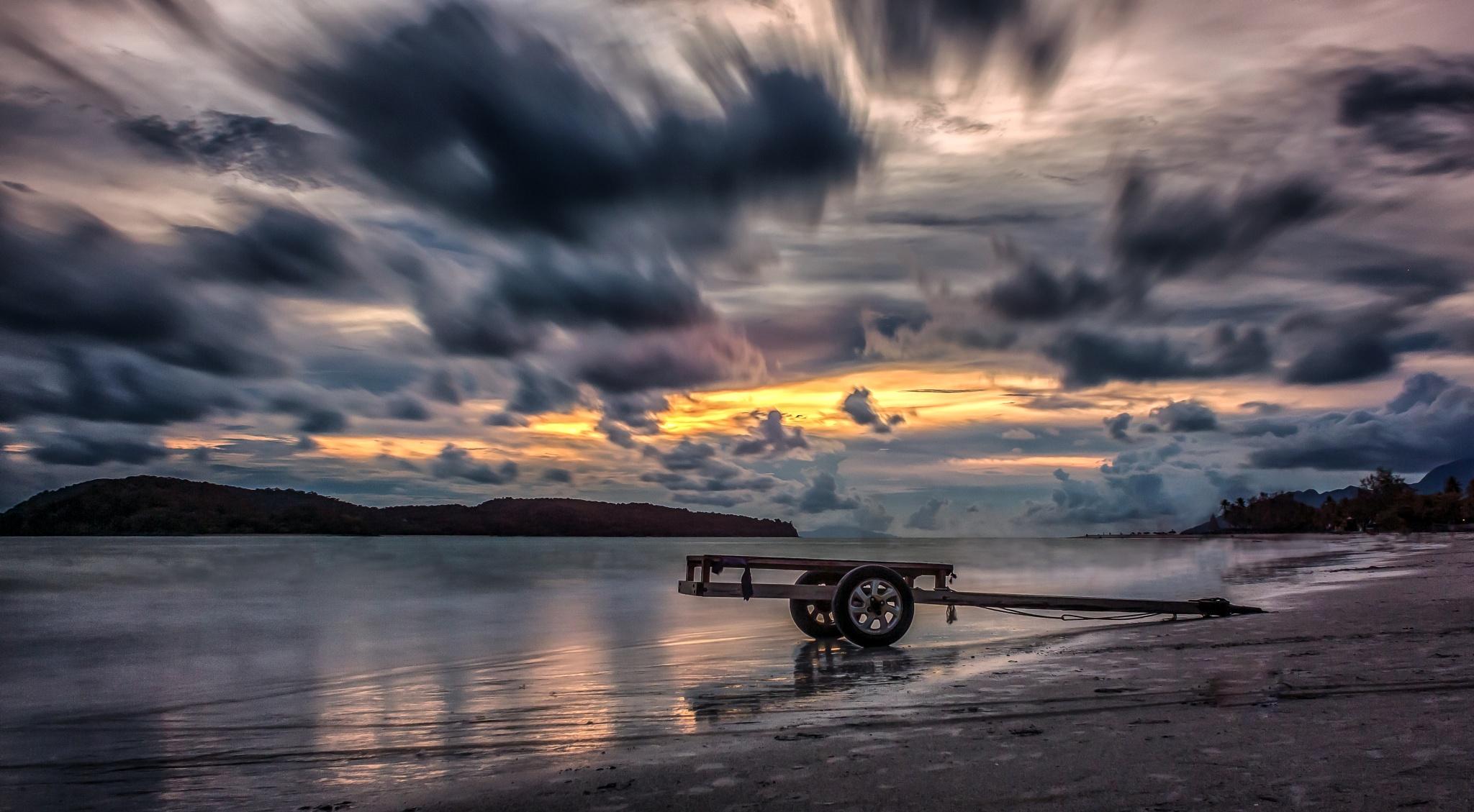 Cenang Beach, Langkawi by Mohammed Shamaa