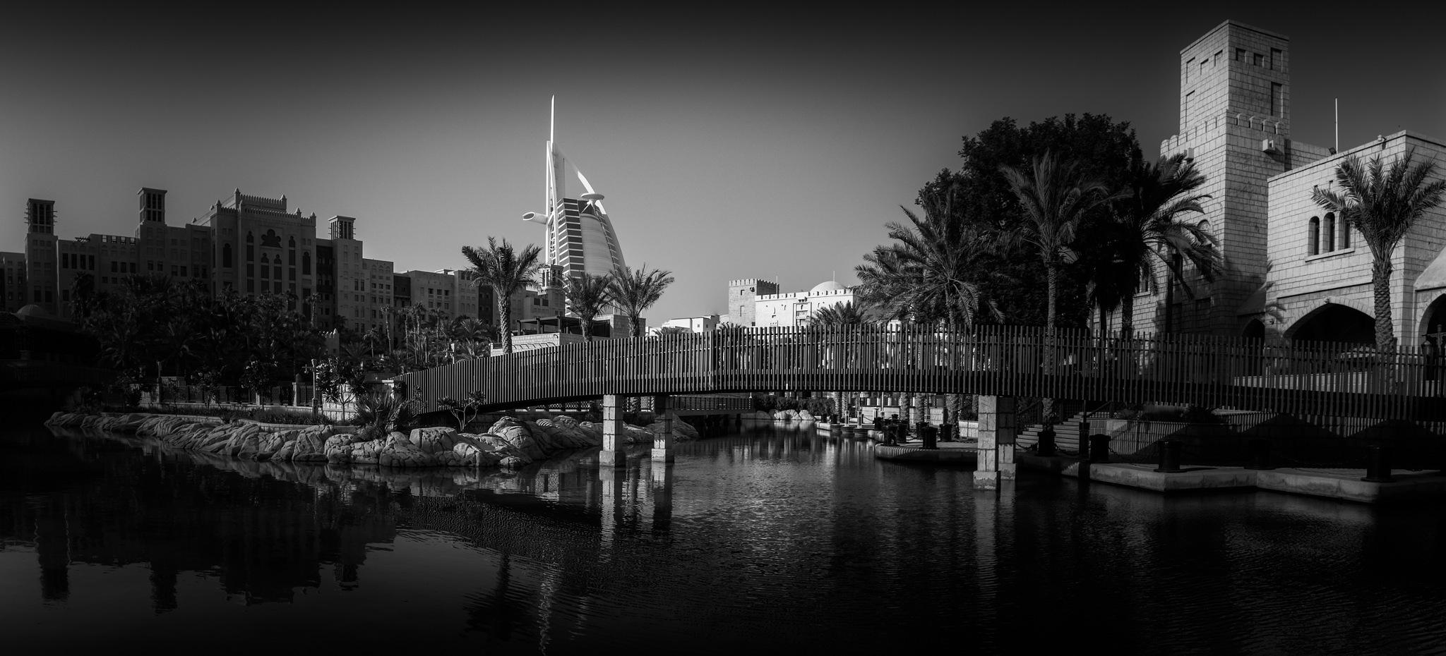 Madinat Jumeirah by Mohammed Shamaa