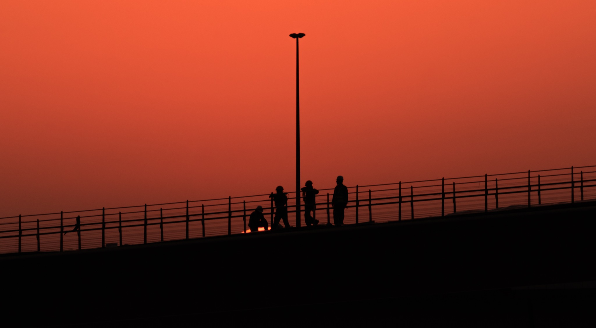 Silhouette! by Mohammed Shamaa
