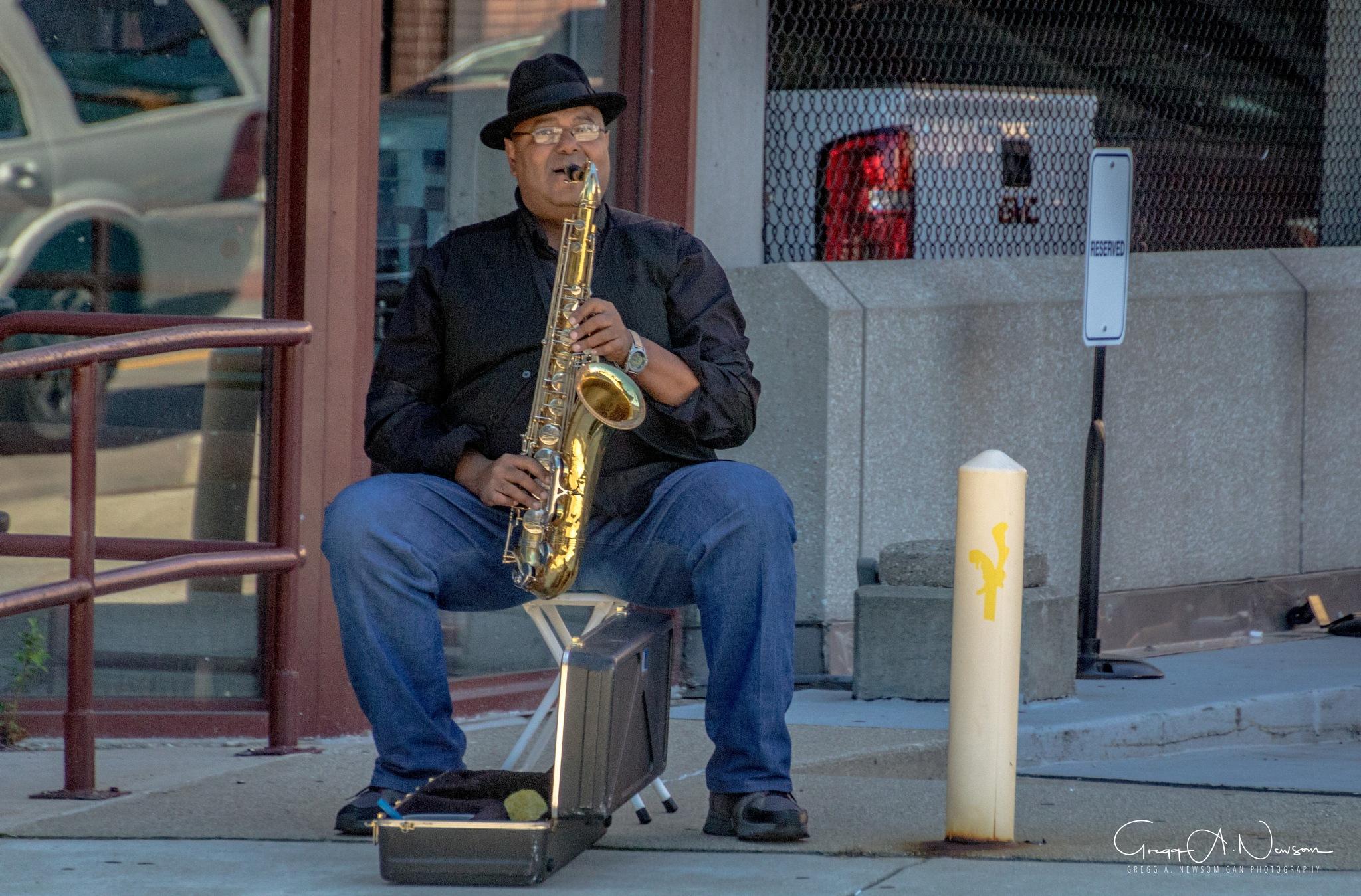 Street Music 9 by Gnewsom324