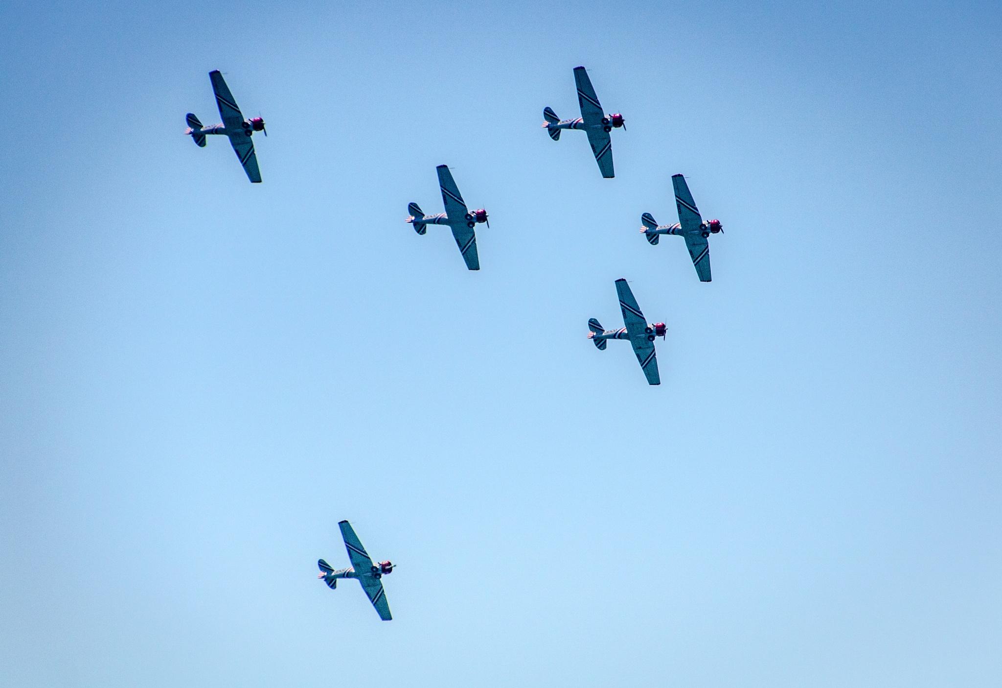 Air Show by Gnewsom324