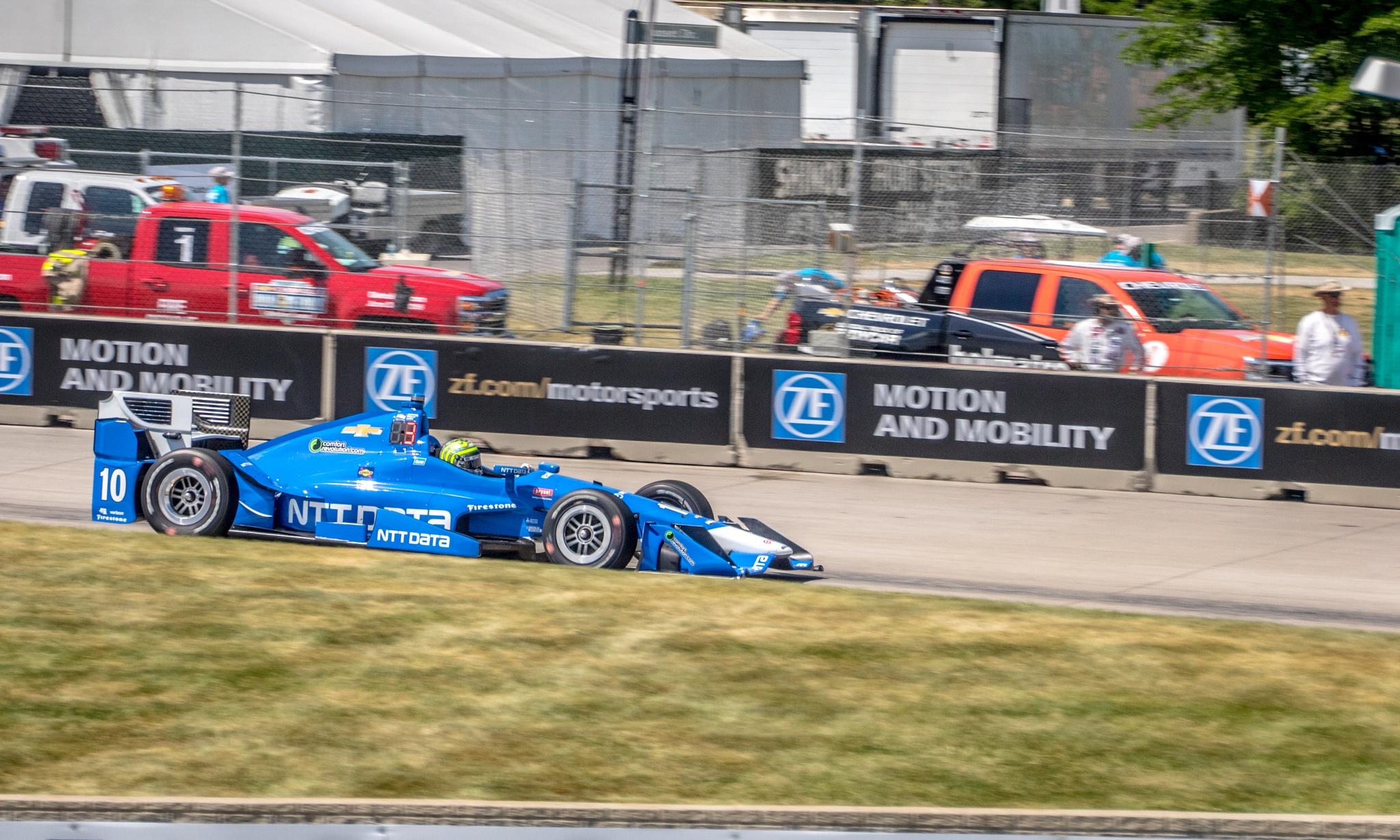 #10 Indycar  by Gnewsom324