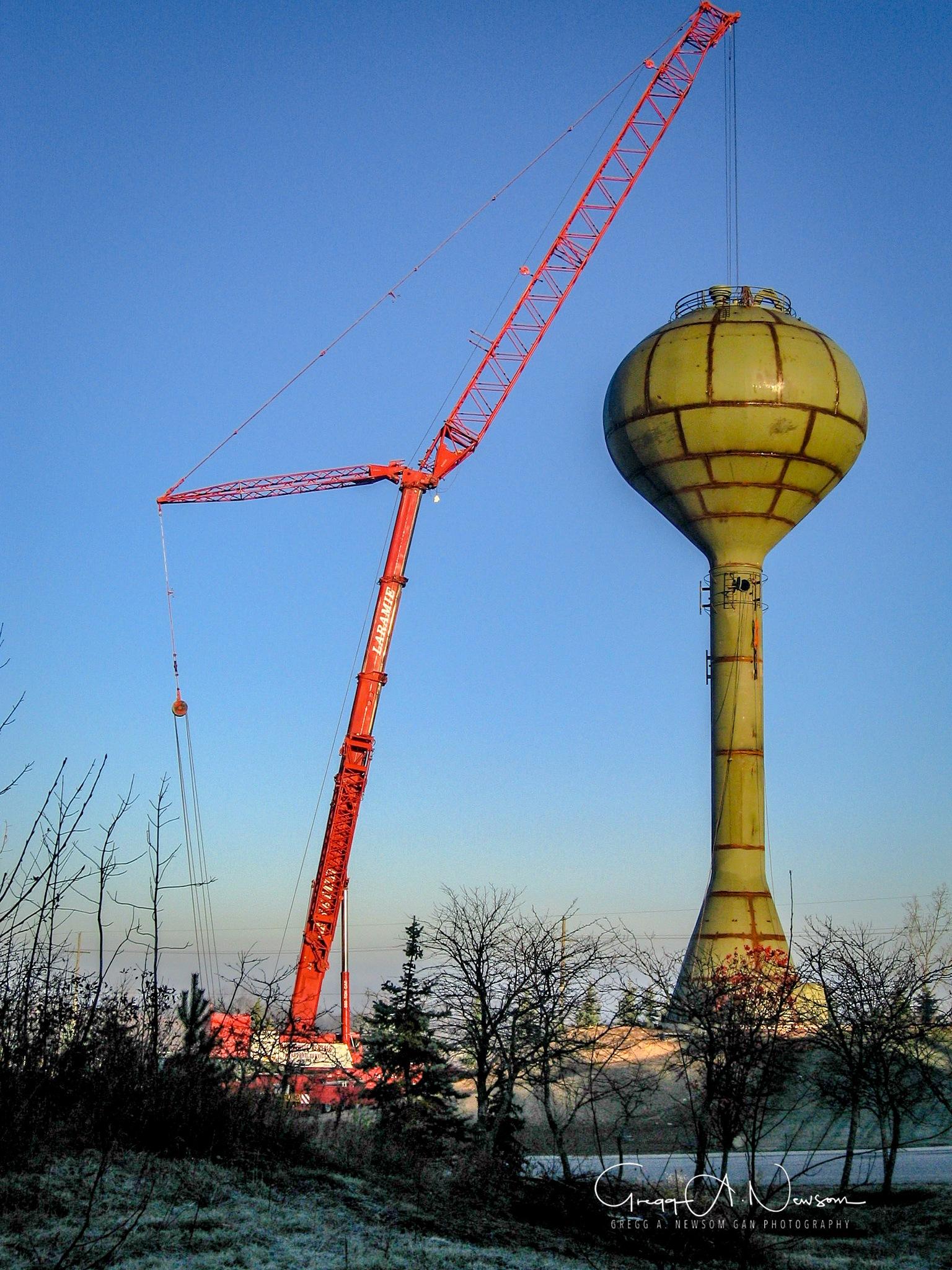 A job I engineered the lift on .....Last one! by Gnewsom324
