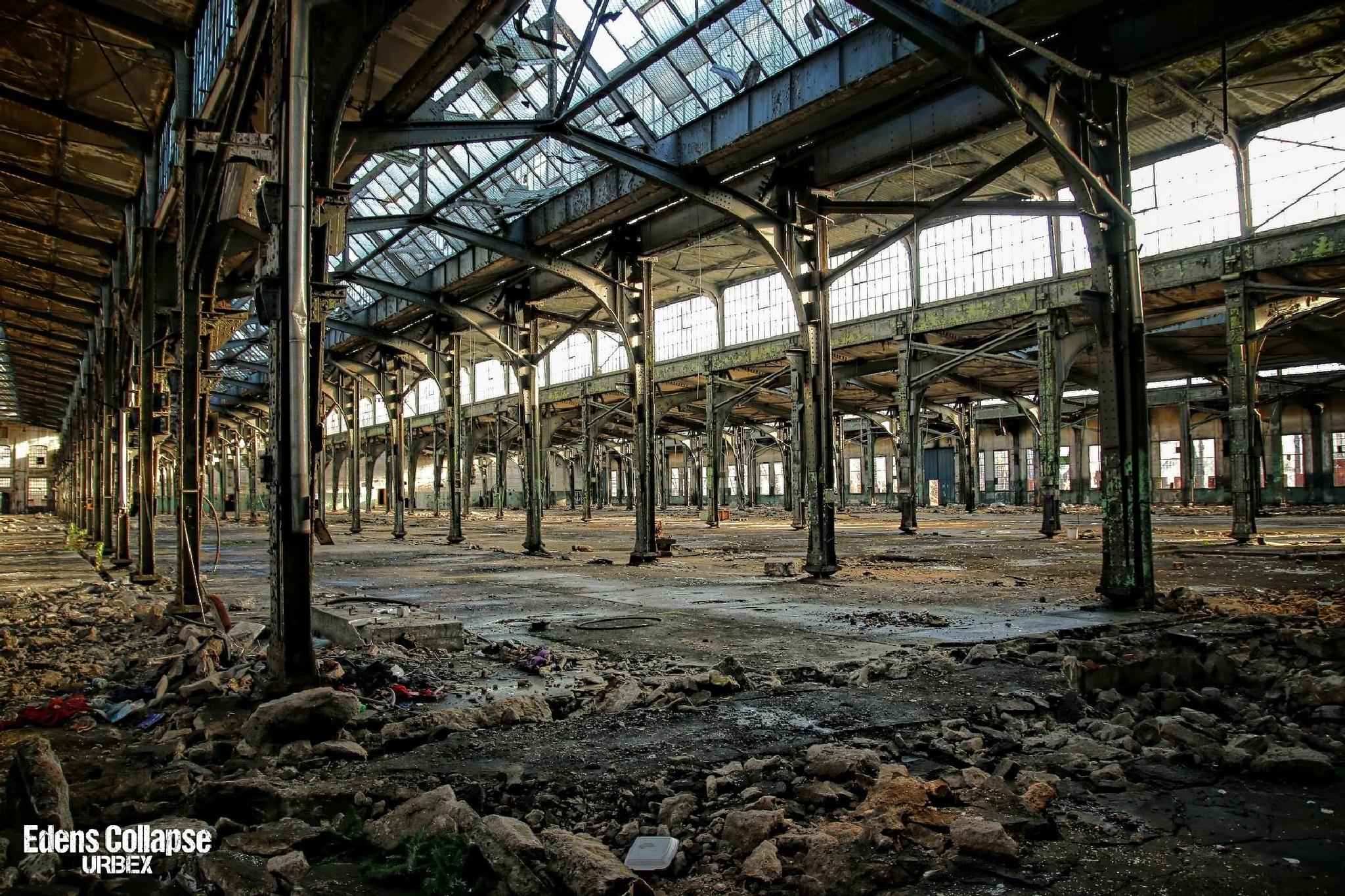 Hangar by Farin Quest