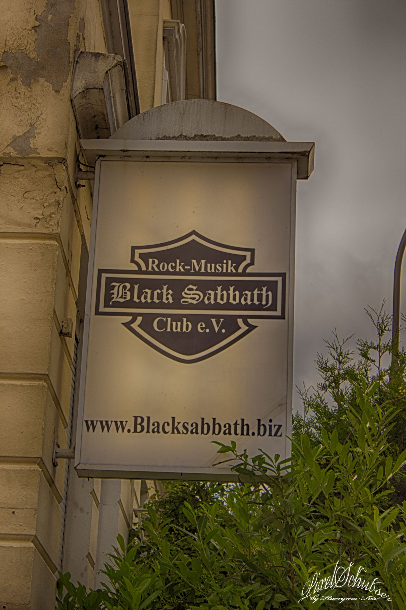 Black-Sabbath by haraldkleiner