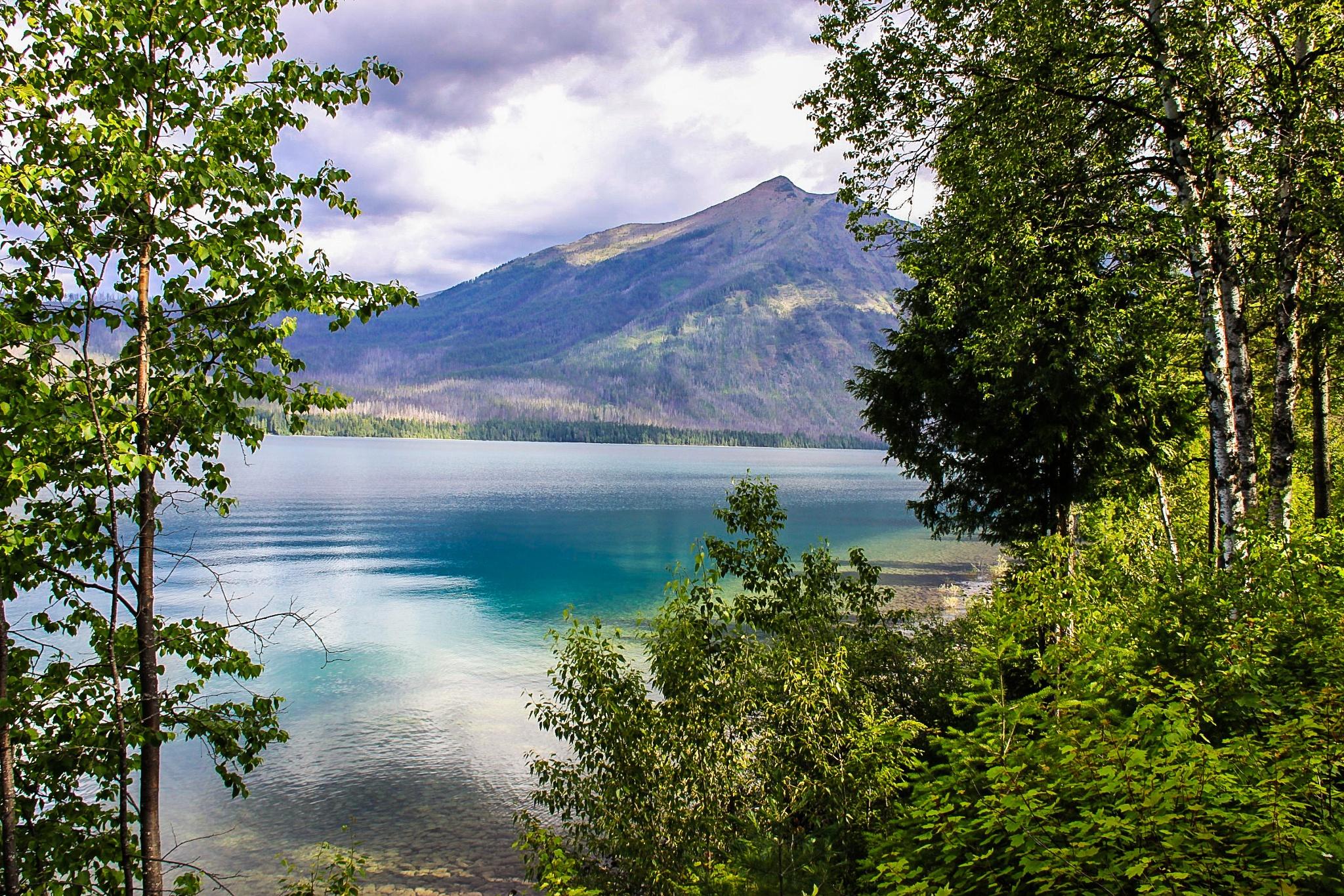 Glacier national Park by BillBarnes
