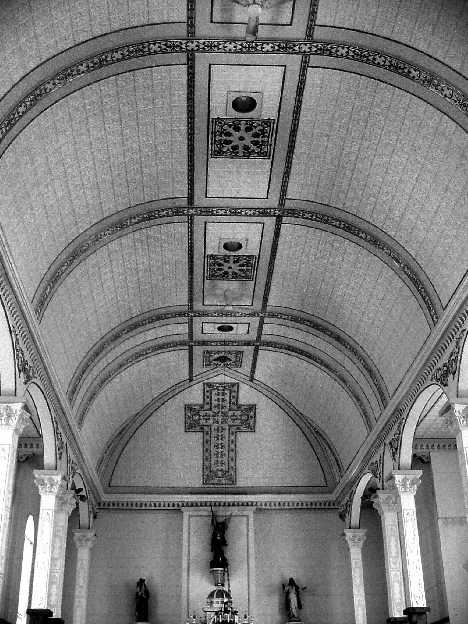 Church Interior by LagacePhotography