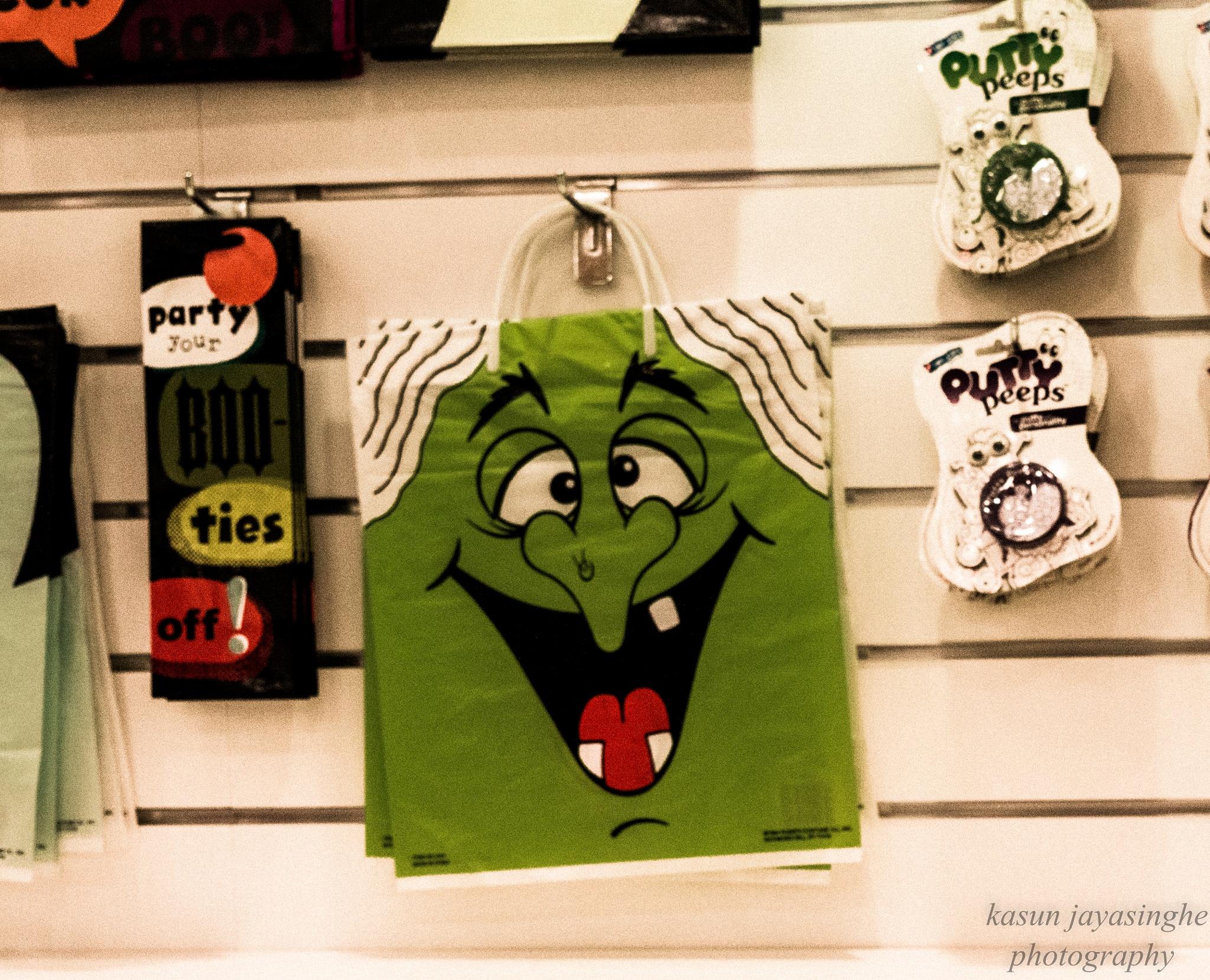 Halloween bag ... by Kasun Chathuranga Jayasinghe