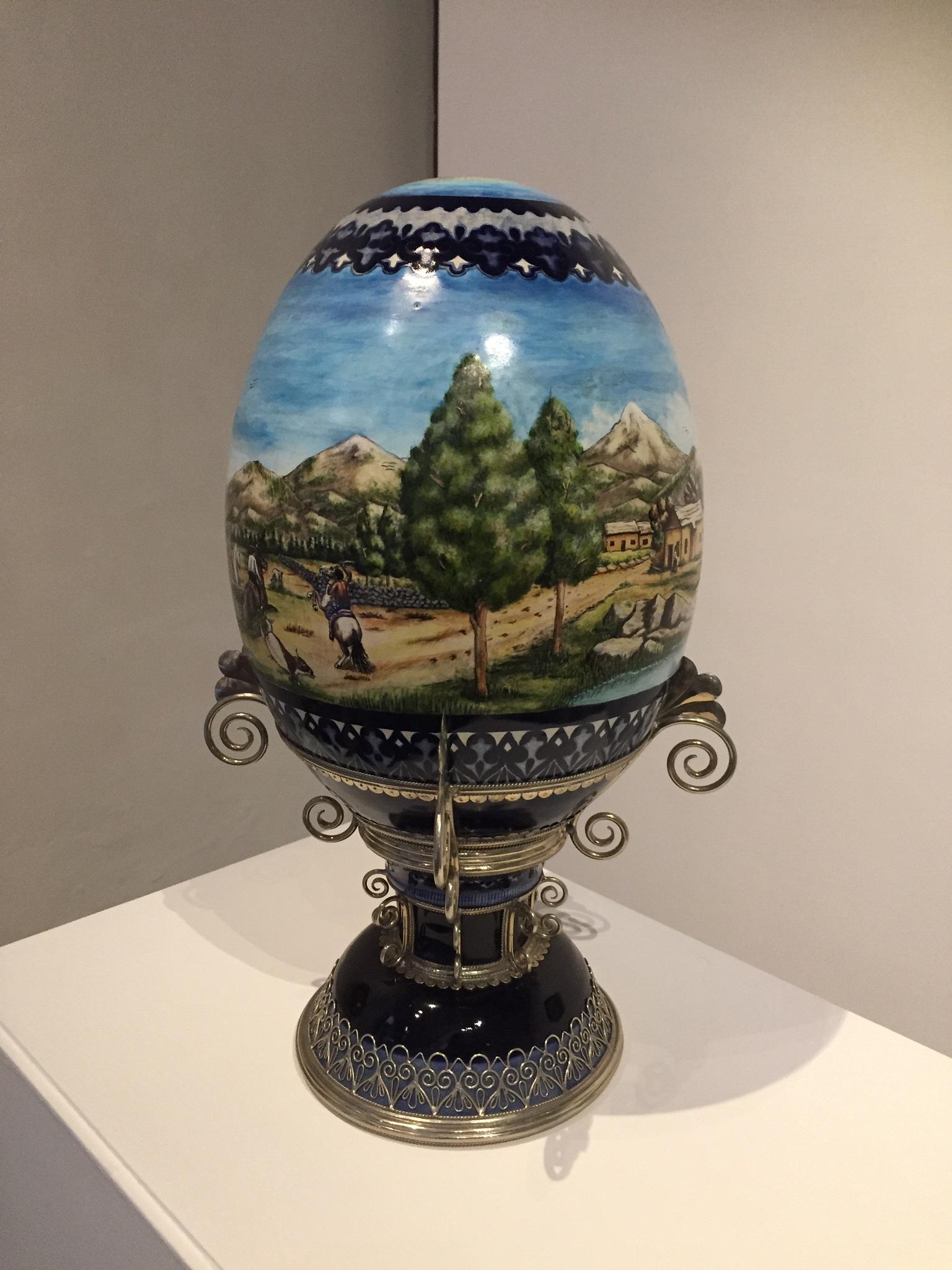 Artistic Egg  by Amir  Fajardo