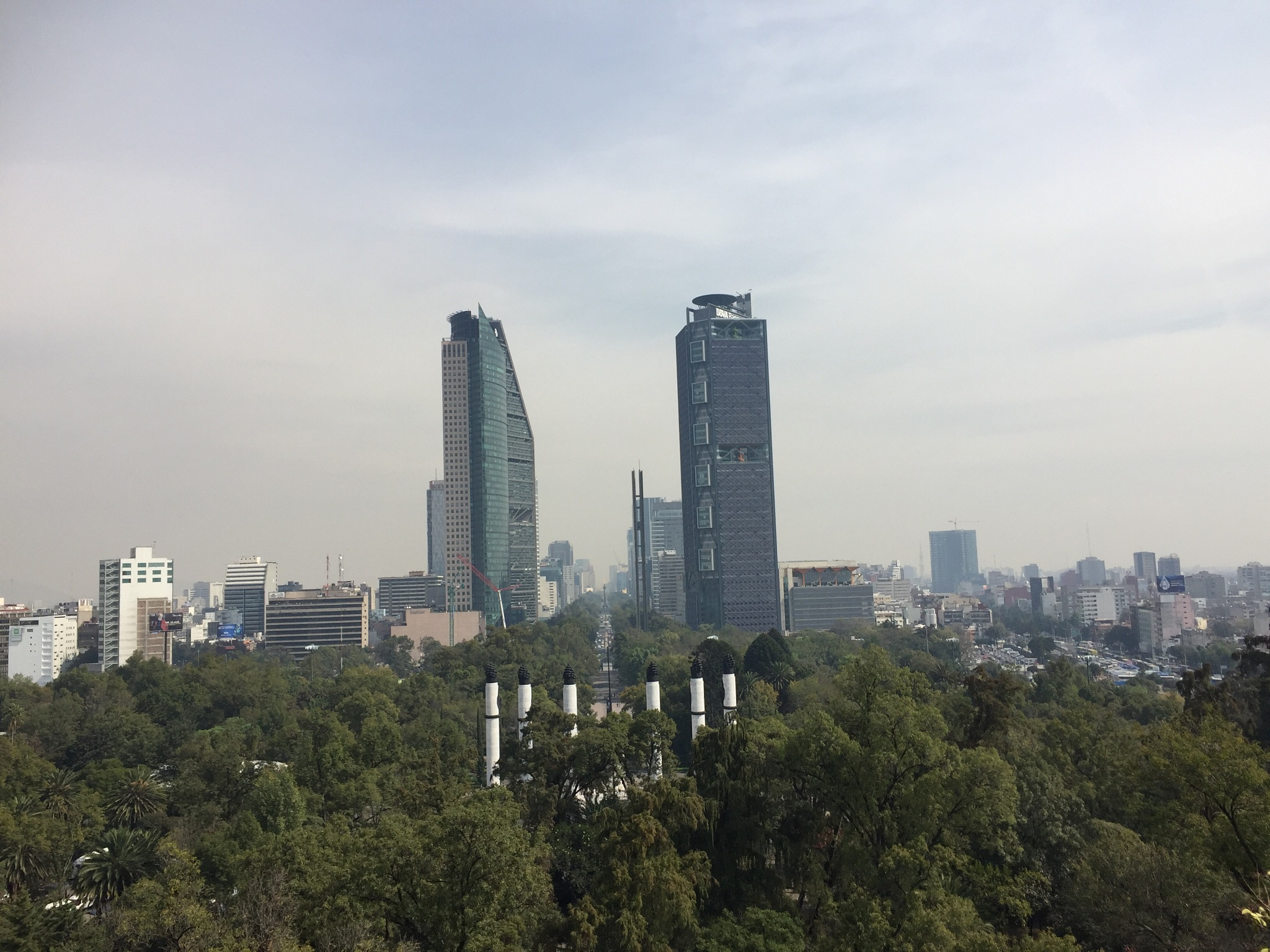 Mexico City  by Amir  Fajardo