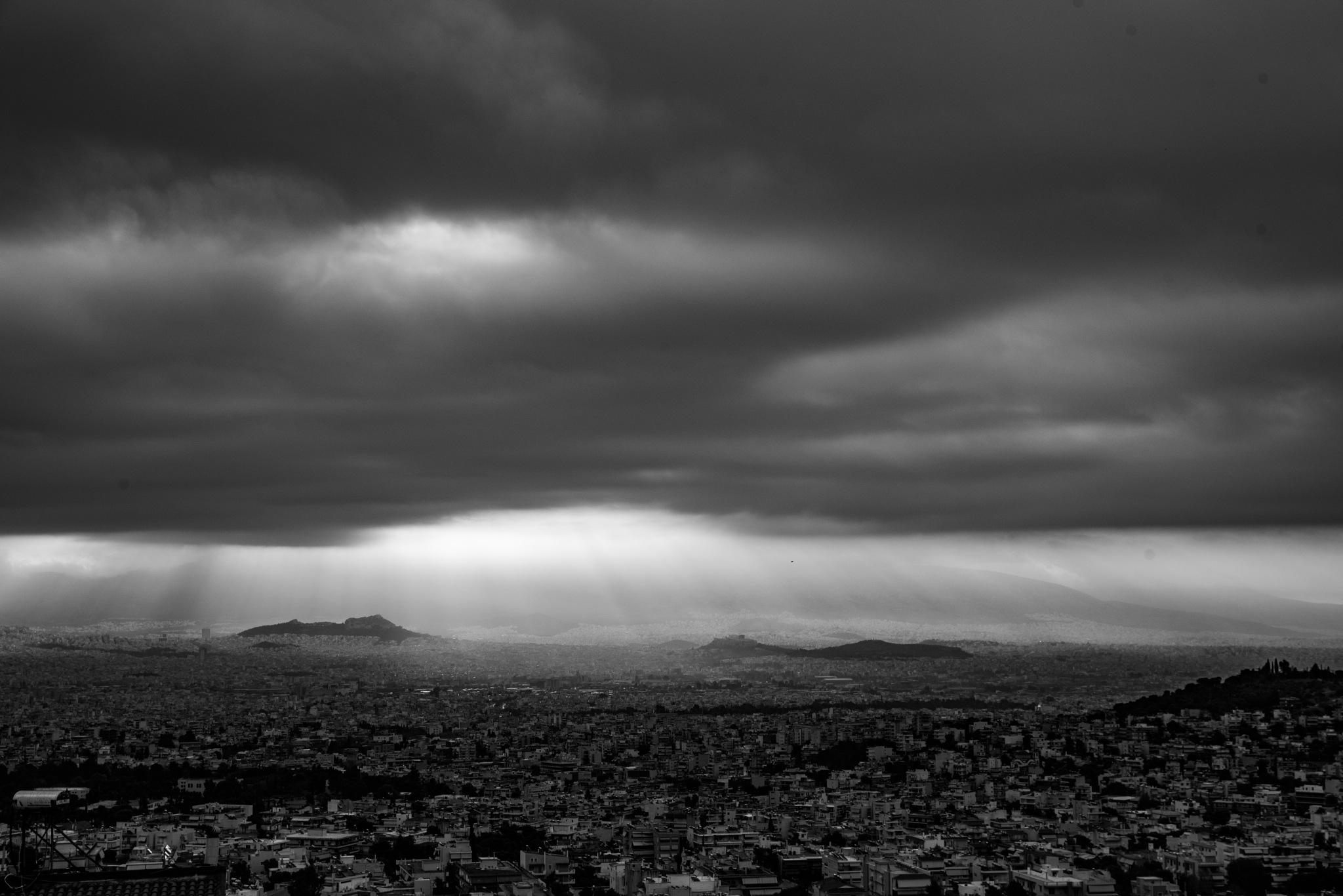 Before rain by Makis
