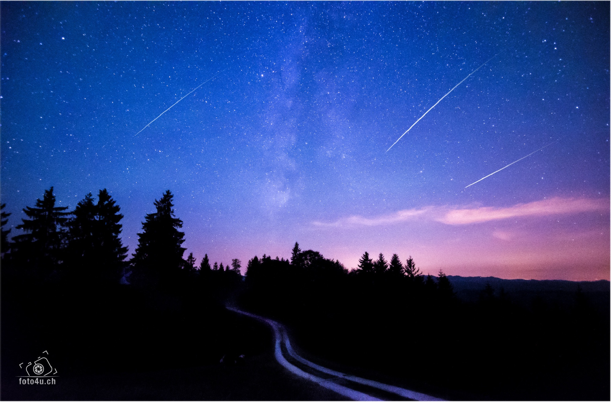 Falling Stars by foto4uch