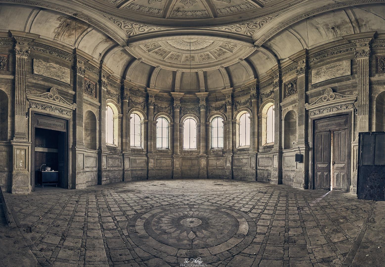 Magnificent Chapel v.2 by SirPhenix