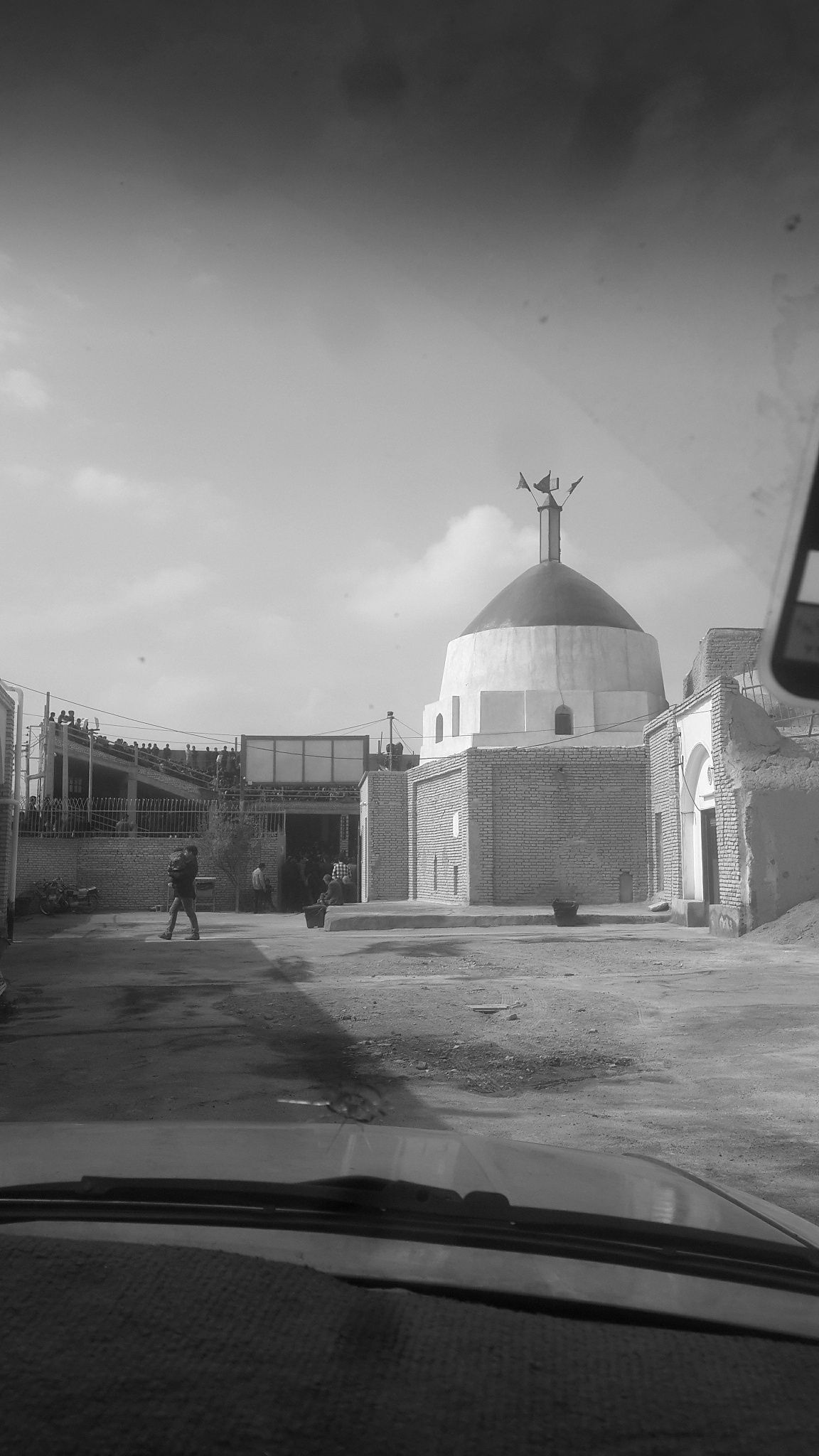 a mosque by neresh