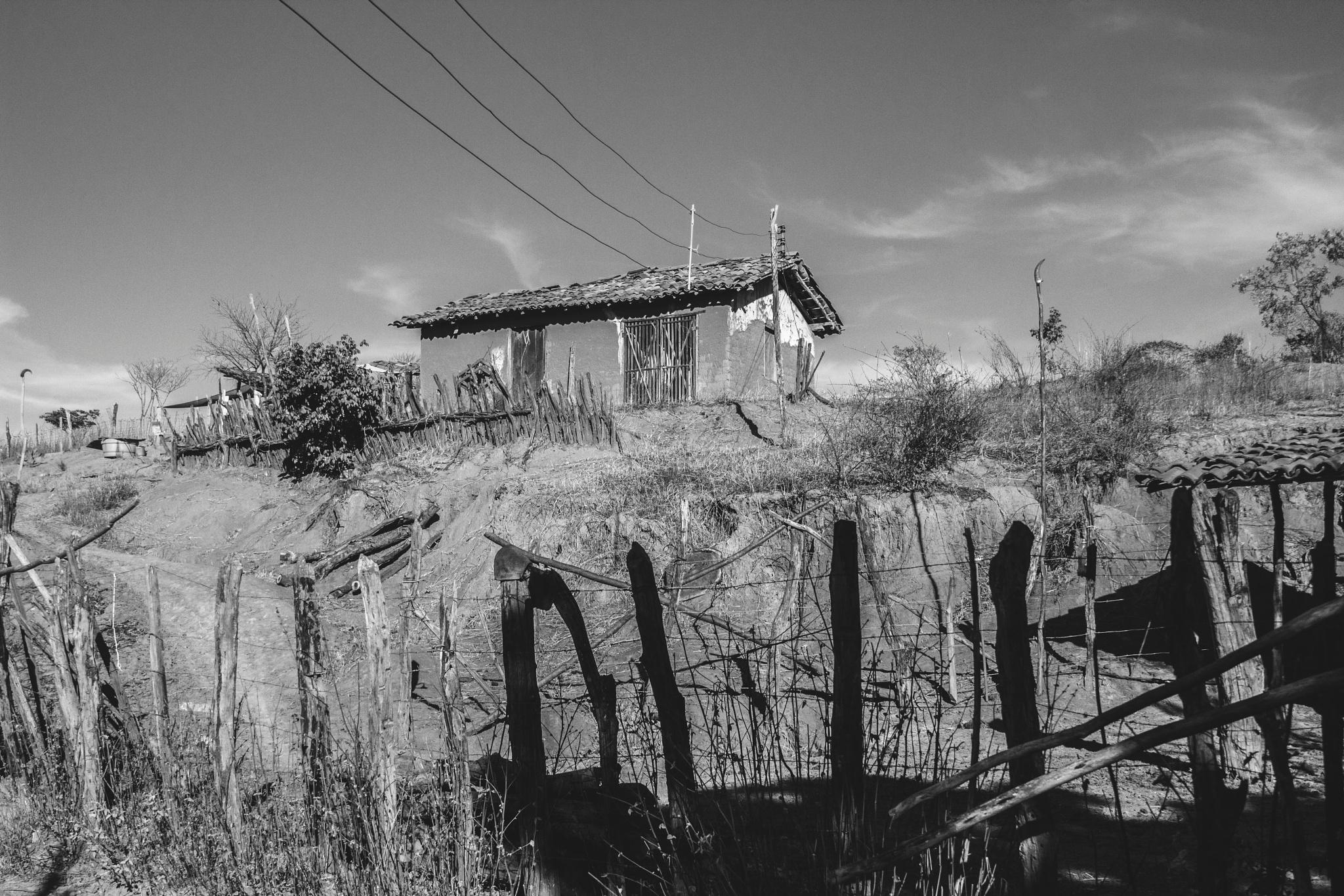 Casa de pau a pic .. by kbelo