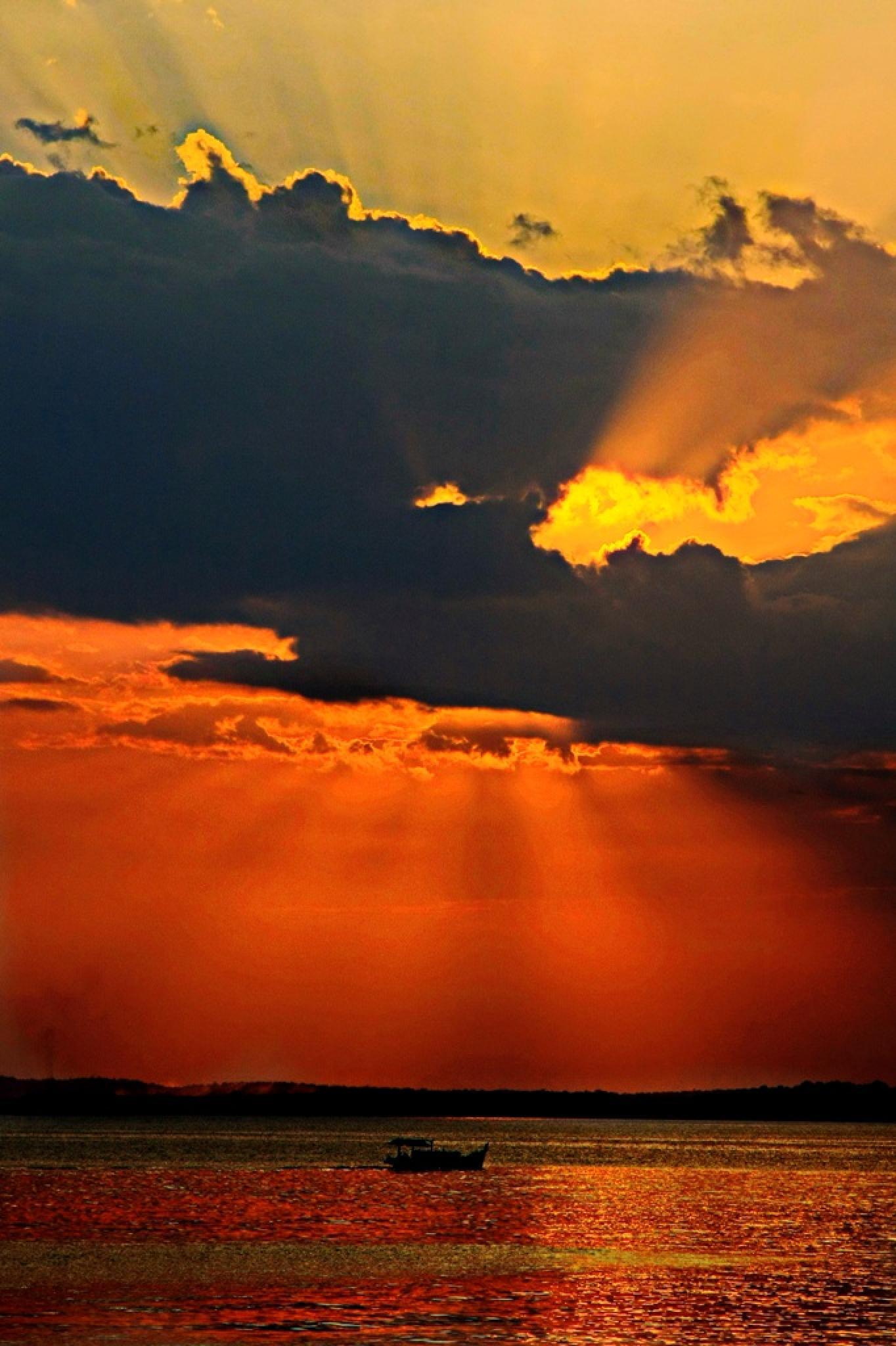 ROL on Sunset by rizal prasetyo