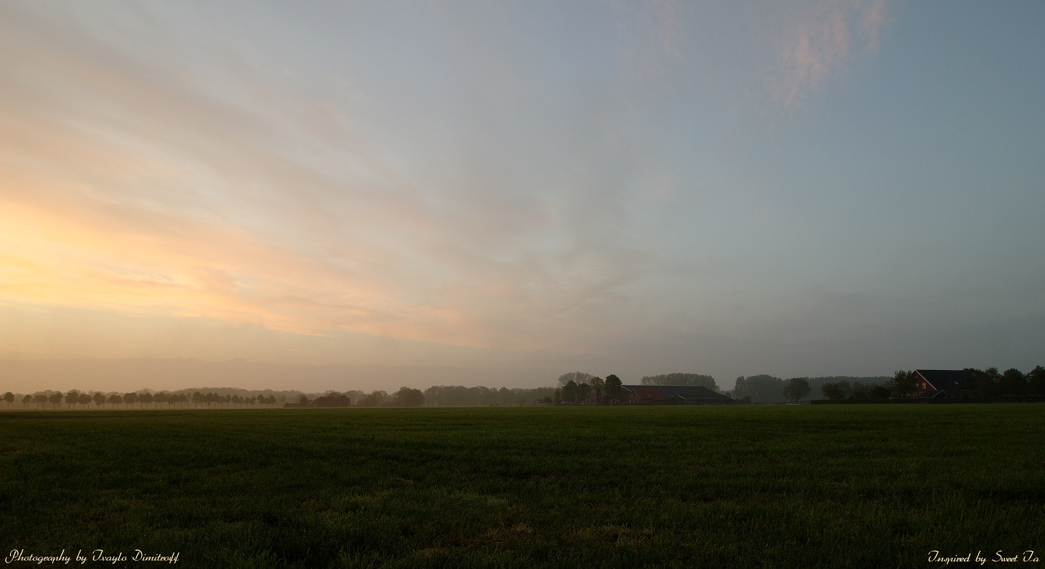 Sunrise by Dimitroff