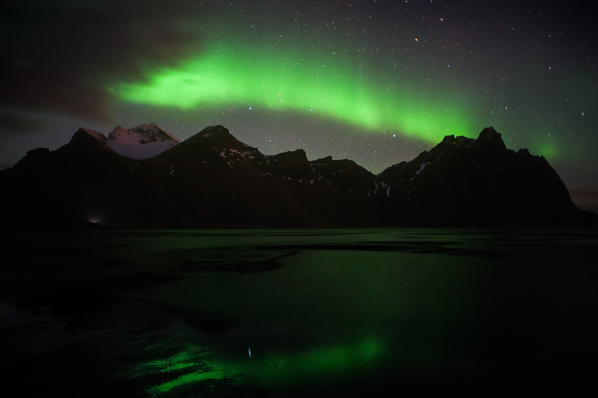 Northern light by Fabio Dal Barco