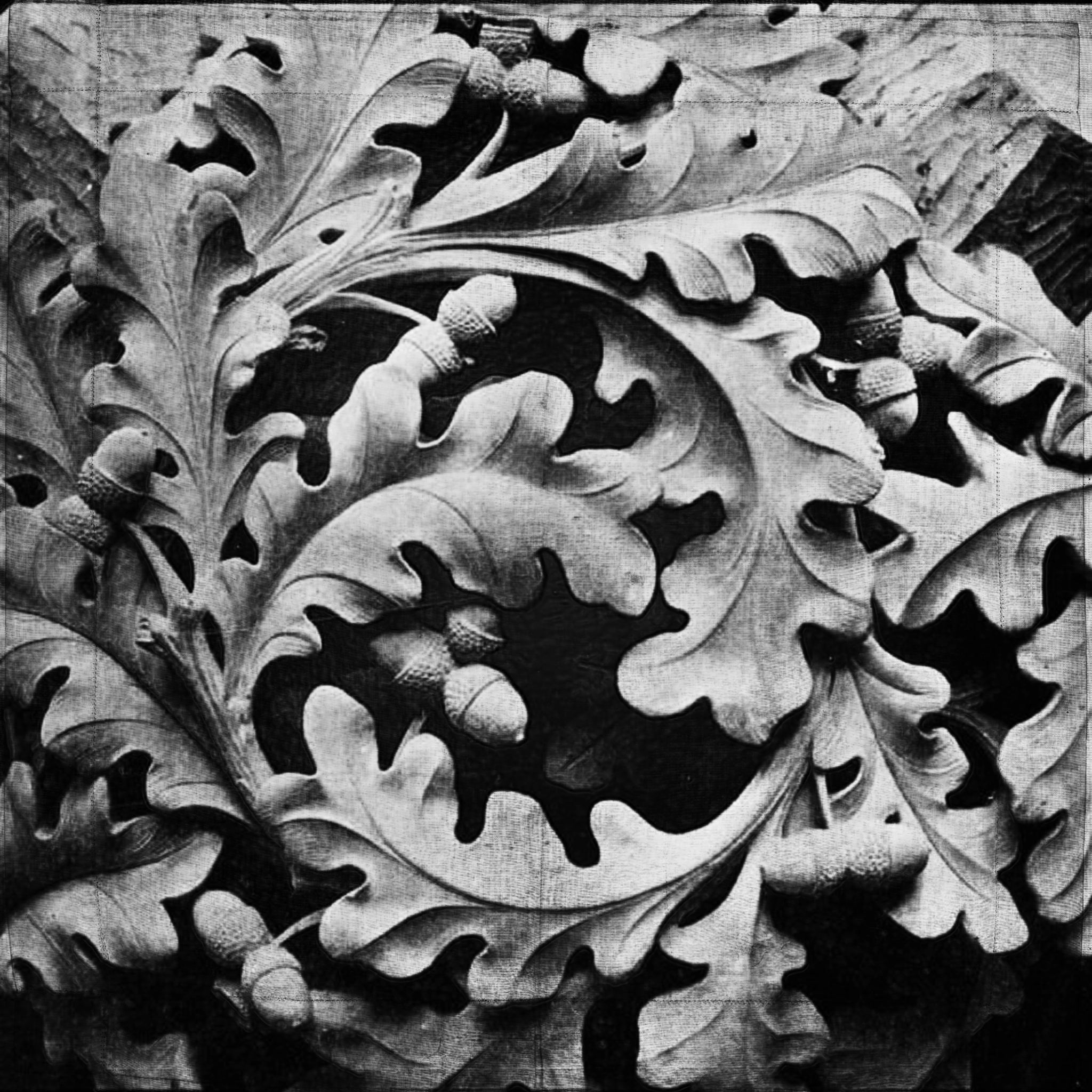 Architectural Ornament by SenhArt