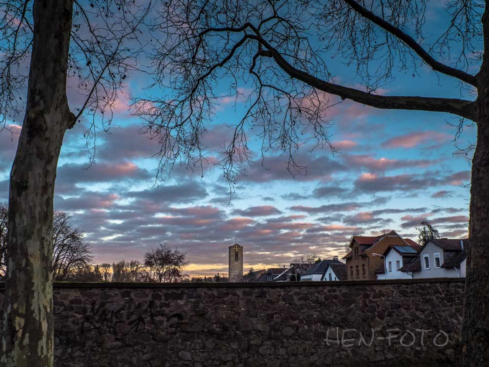 Good morning clouds by HEN-FOTO