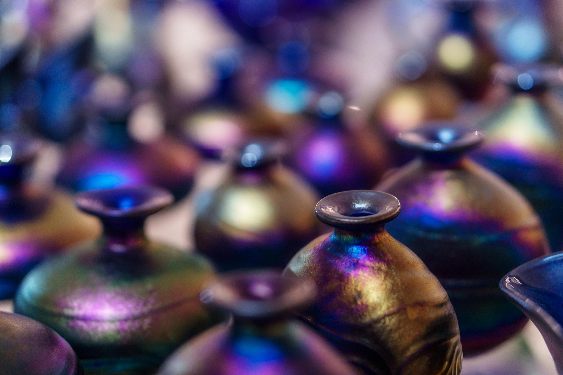 Pots- fine arts by Venelin Todorov