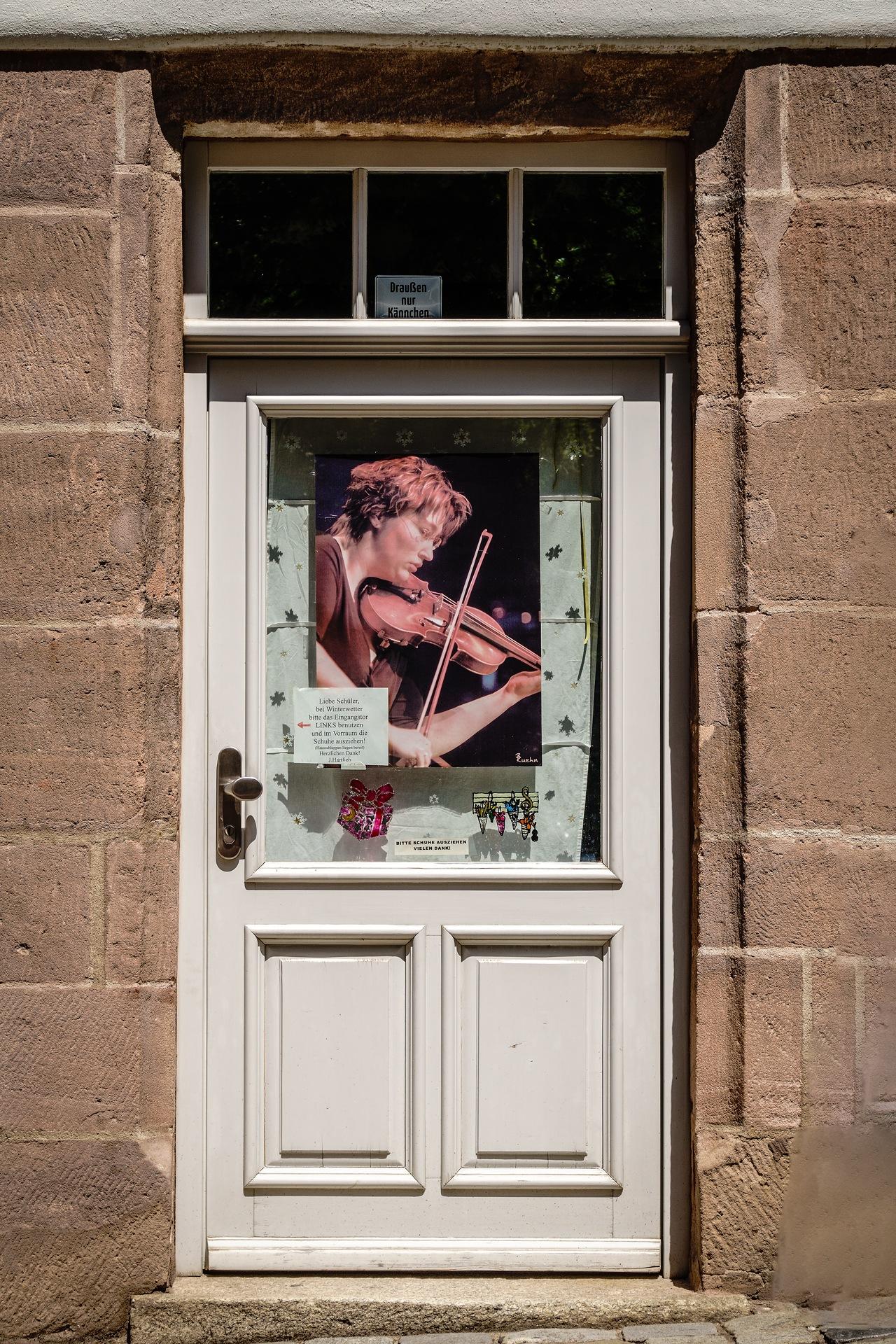 The door by Venelin Todorov