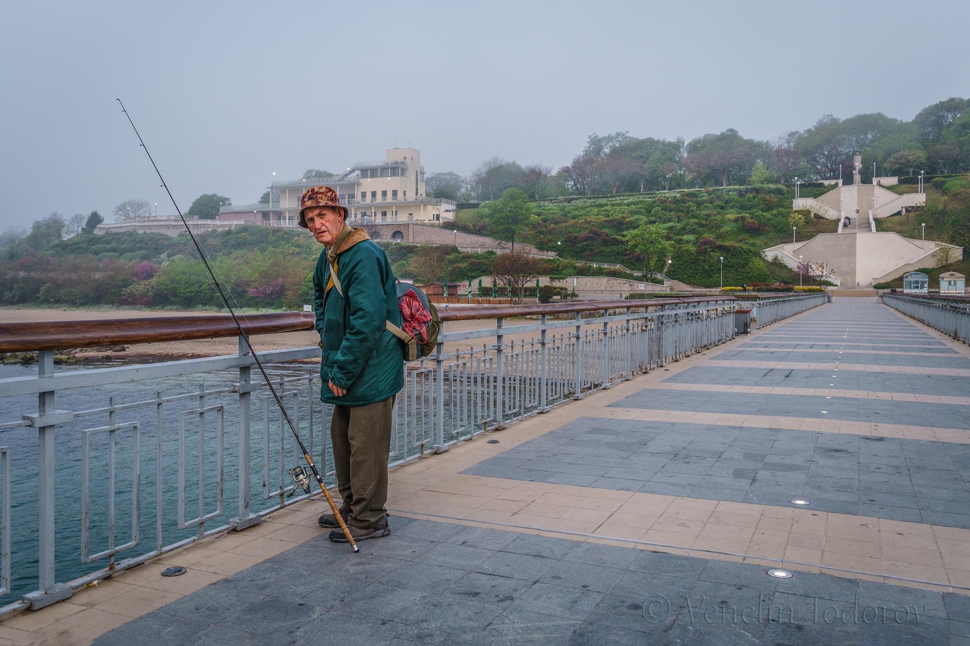 Fisherman  by Venelin Todorov