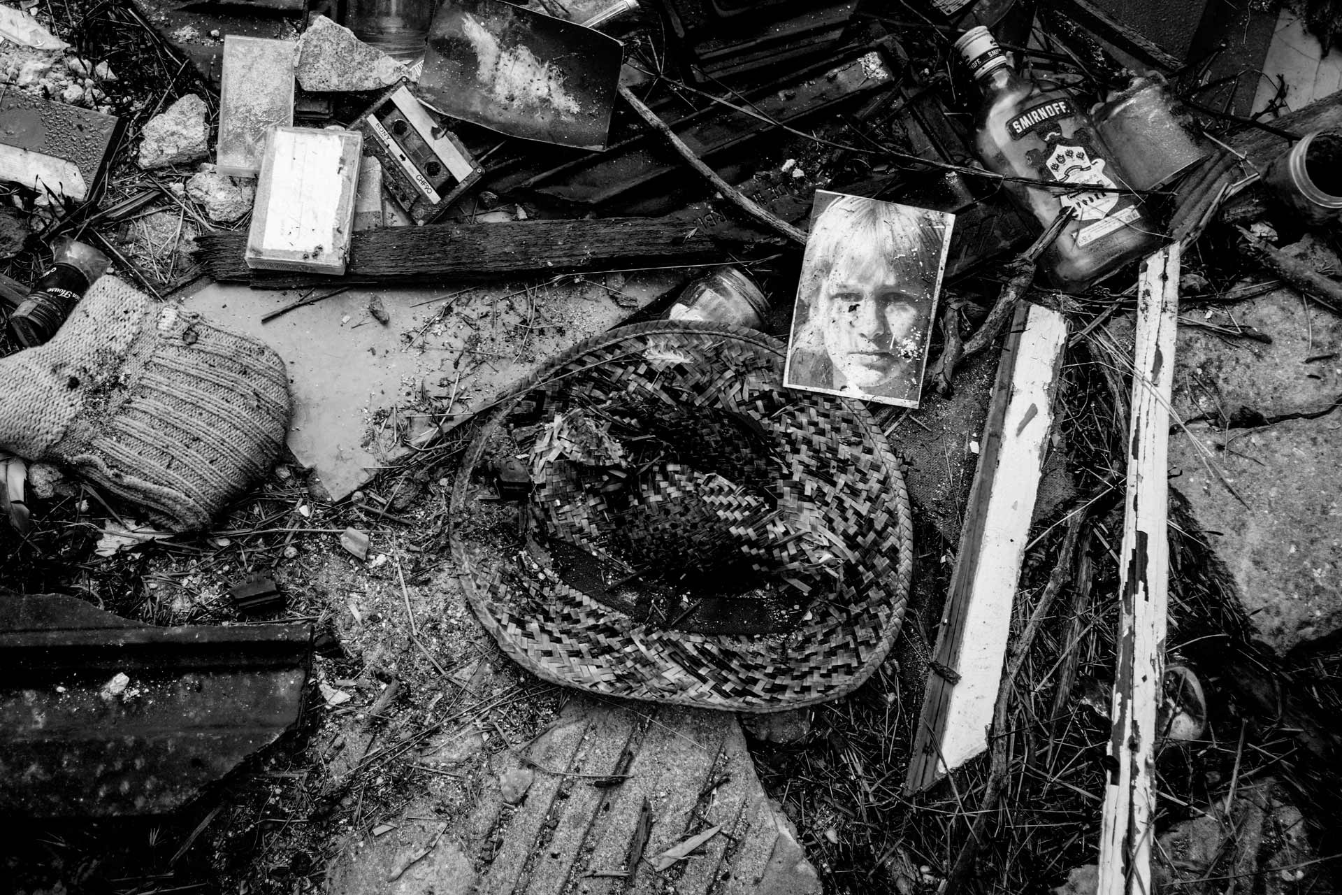 Abandoned and still alive by Venelin Todorov