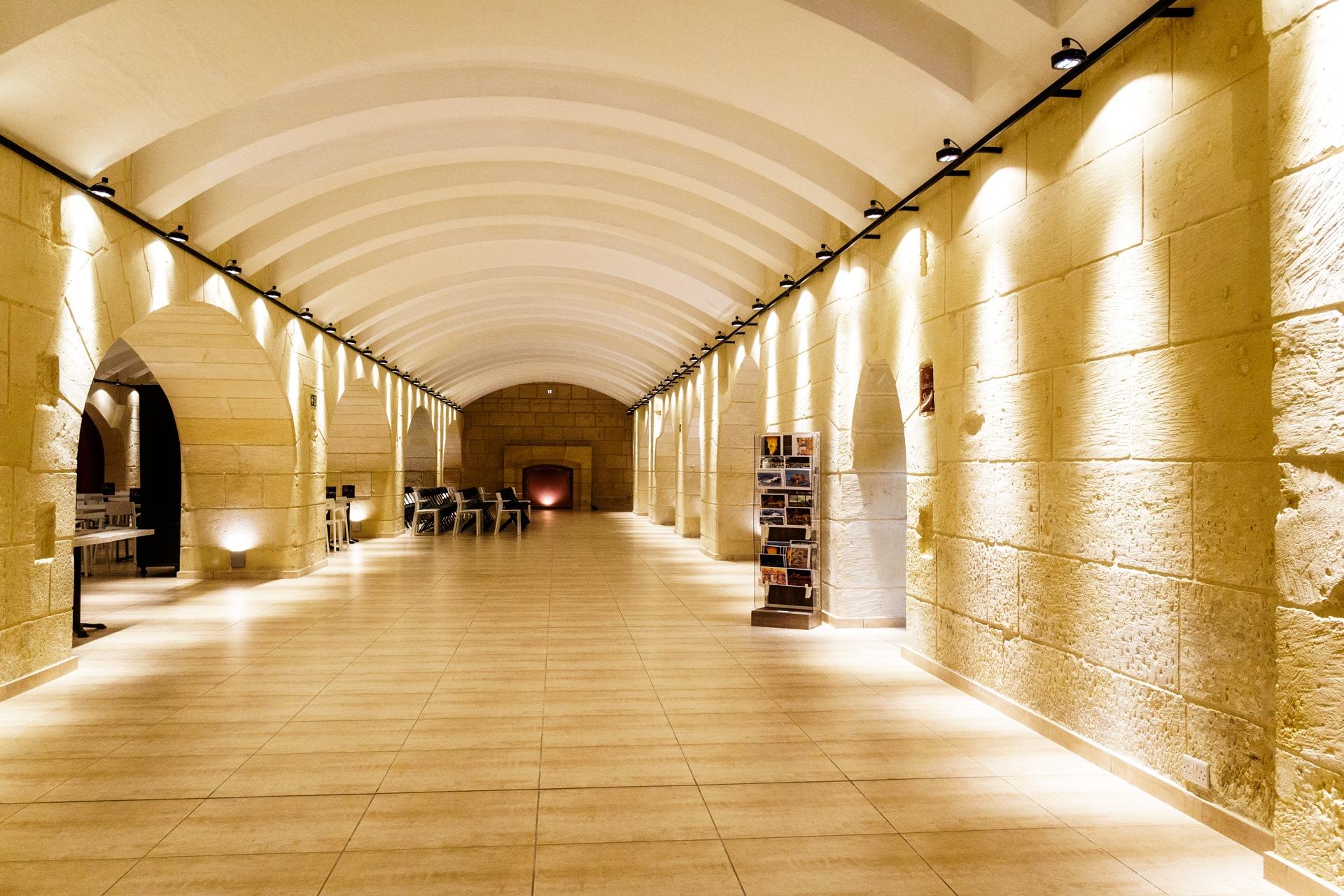 Modern interior in ancient building  by Venelin Todorov