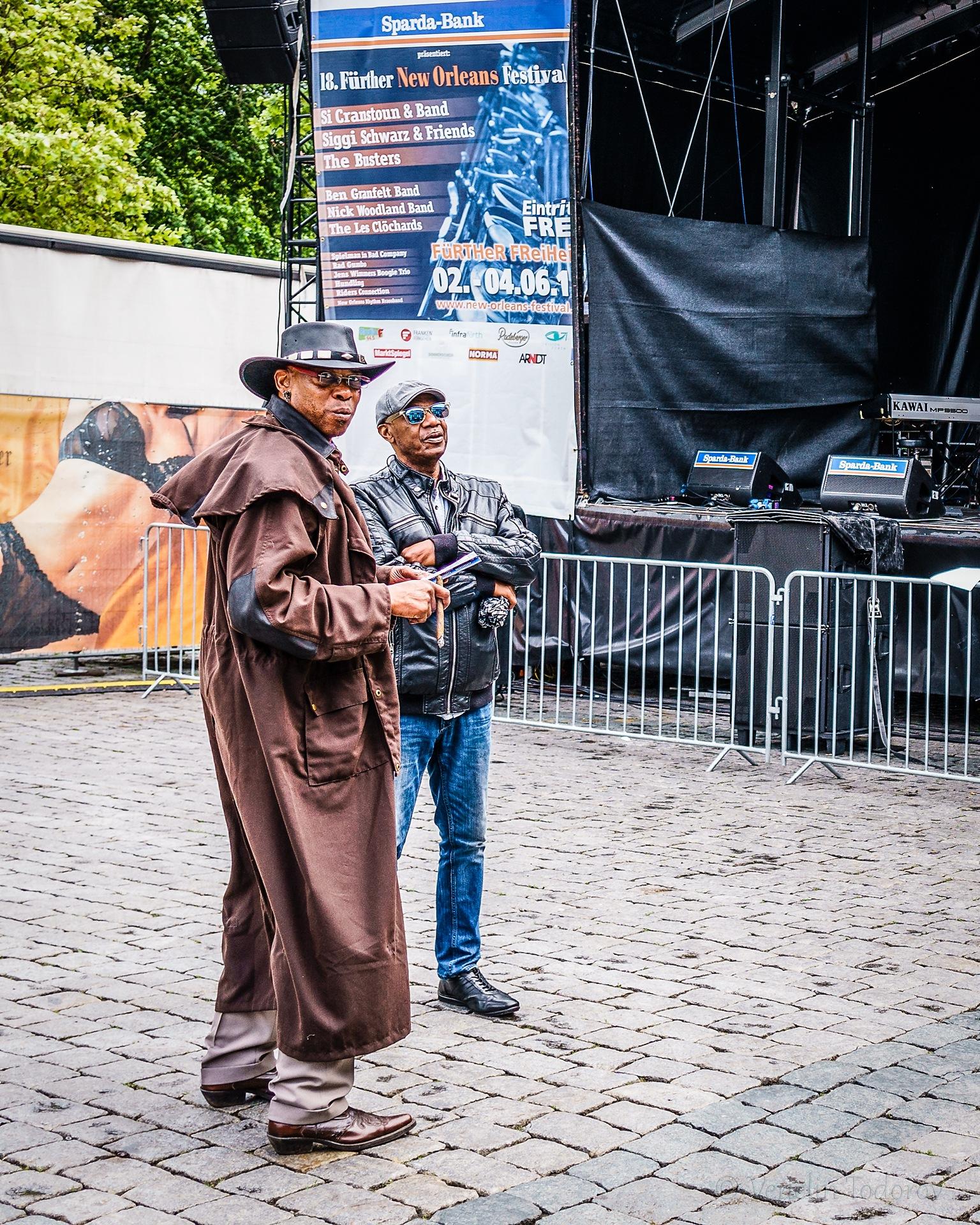 New Orleans Festival by Venelin Todorov