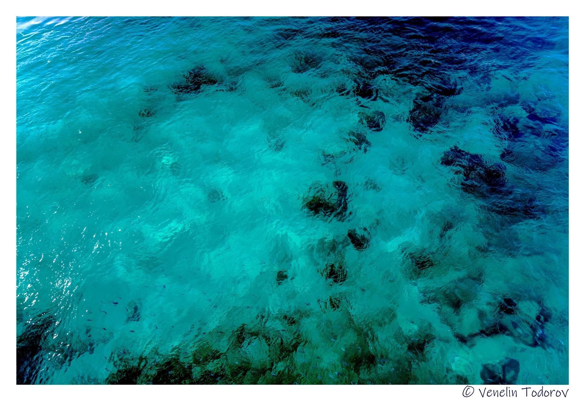 Mediterranean sea water   by Venelin Todorov