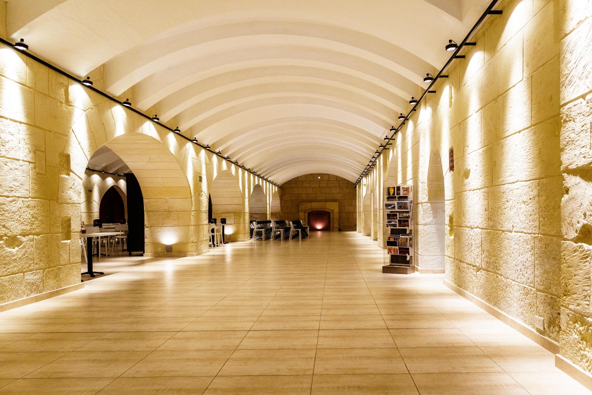 Interior- ancient building  by Venelin Todorov