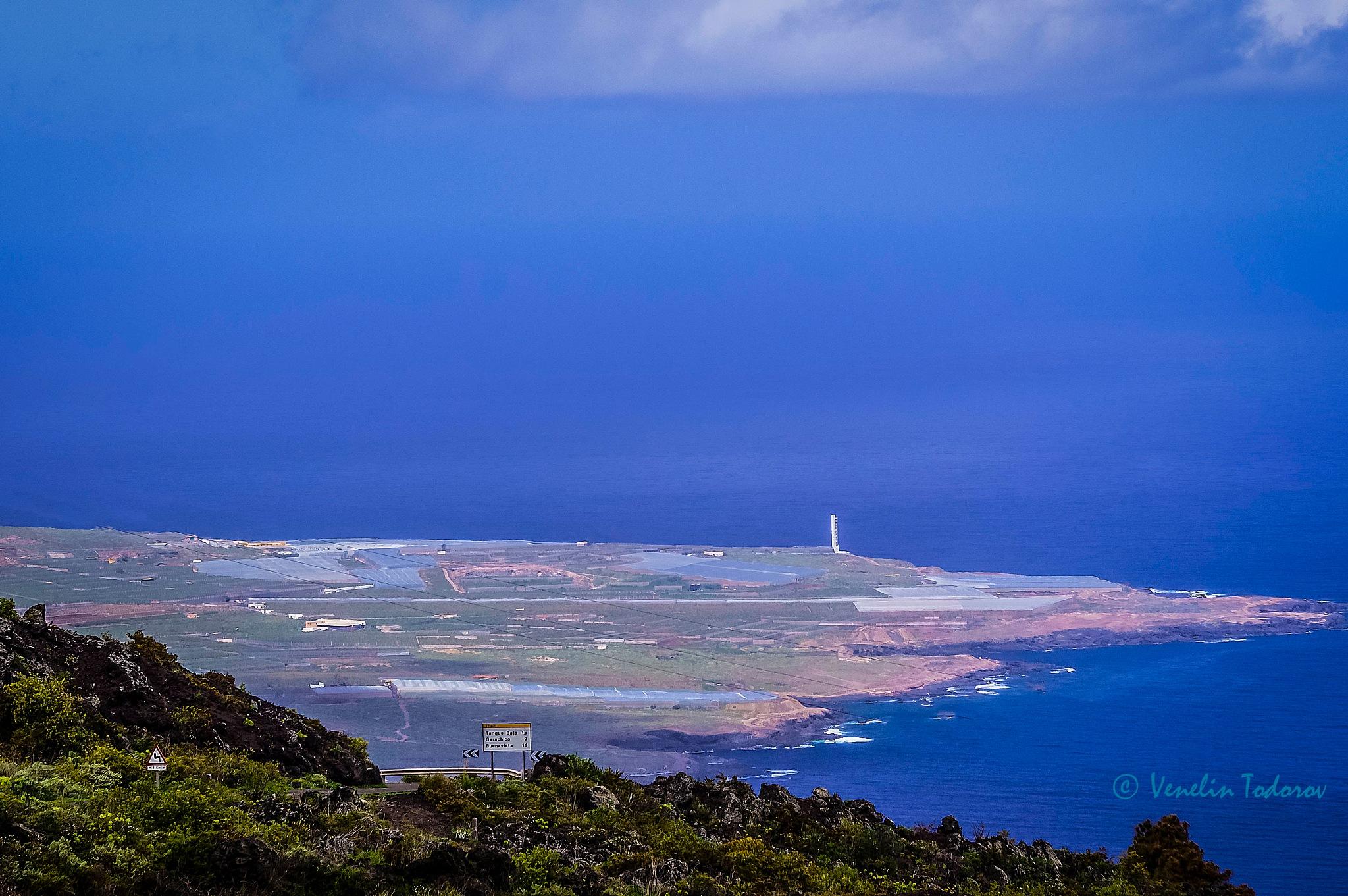 Tenerife- Landscape by Venelin Todorov